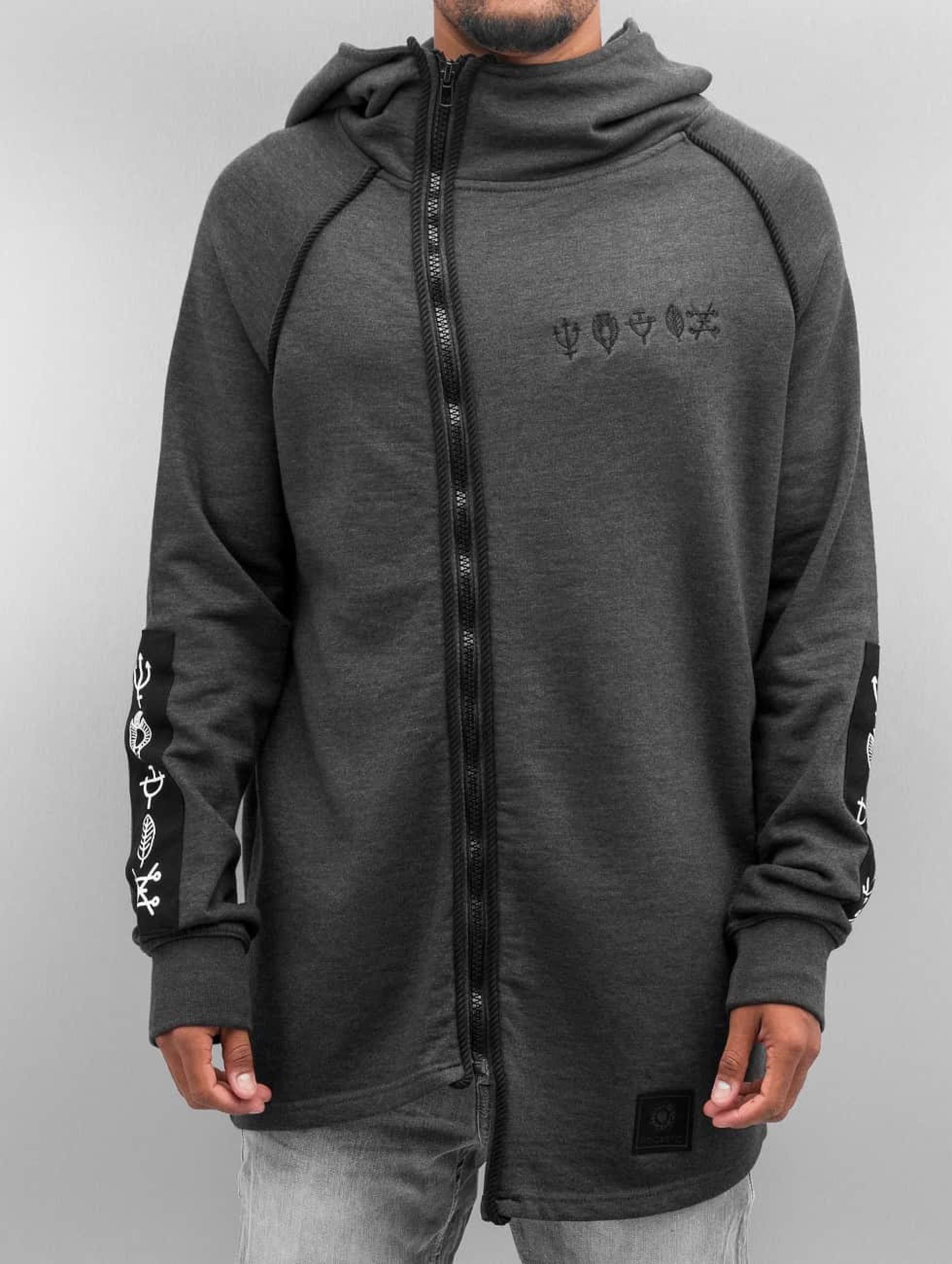 Bangastic / Zip Hoodie Symbols in black S