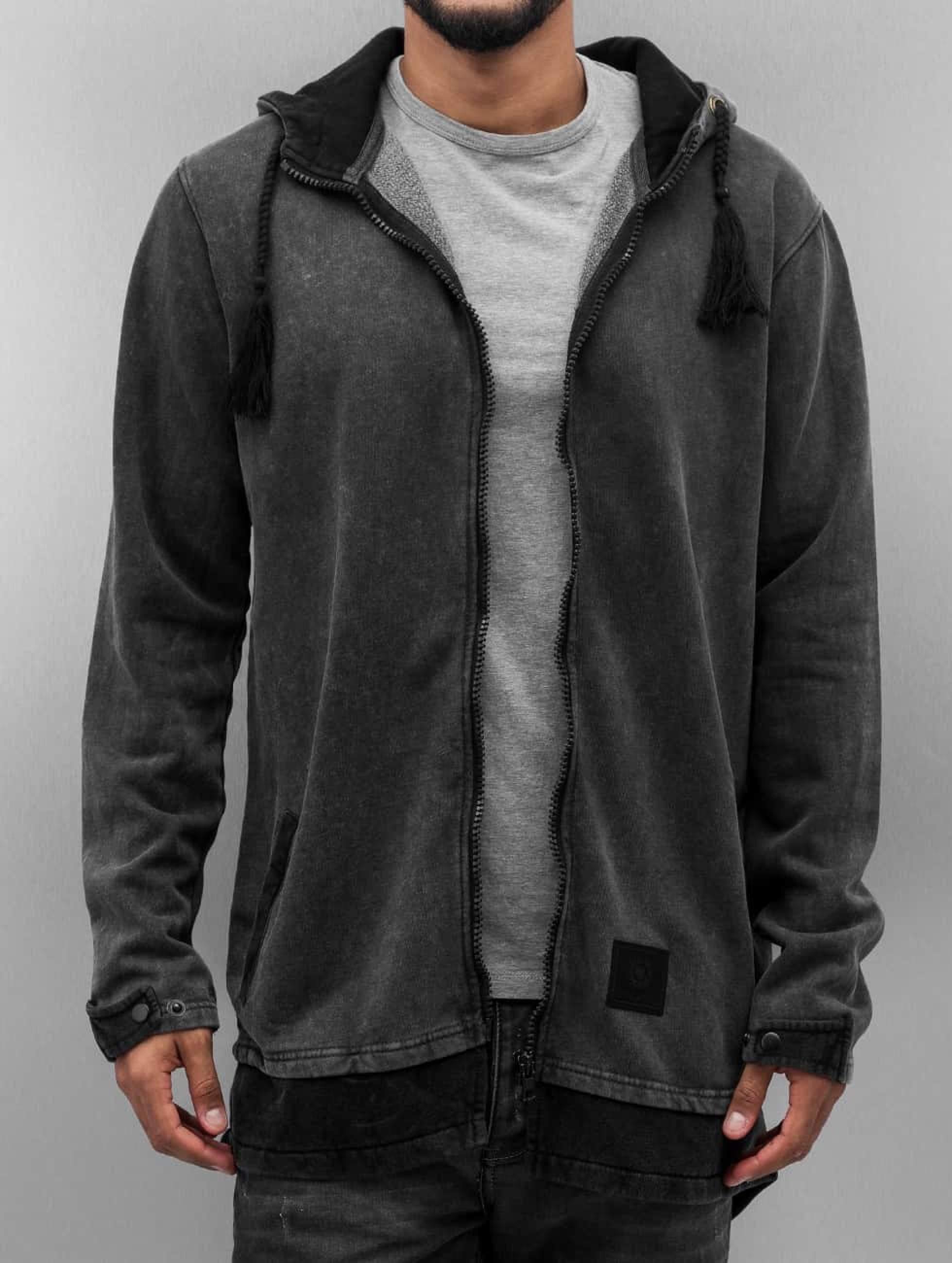Bangastic / Zip Hoodie Tommy in black S