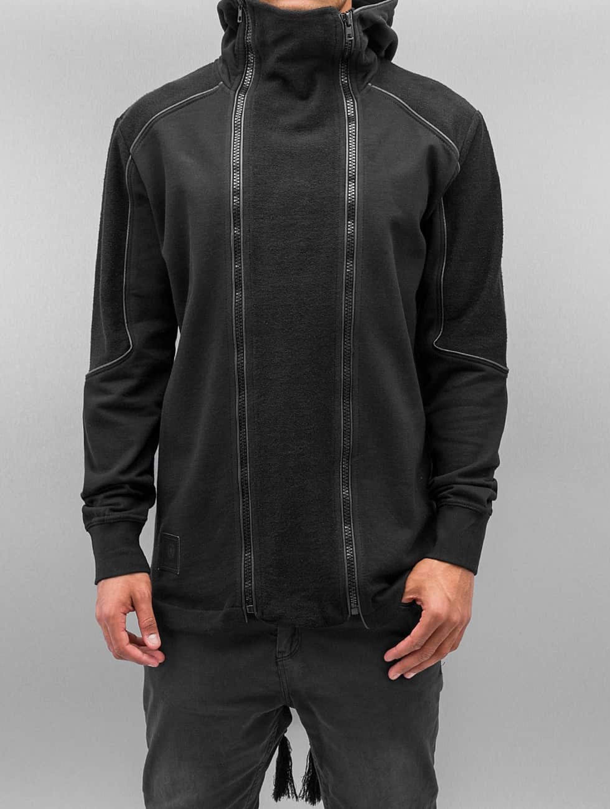 Bangastic / Zip Hoodie Doppel Zip in black S