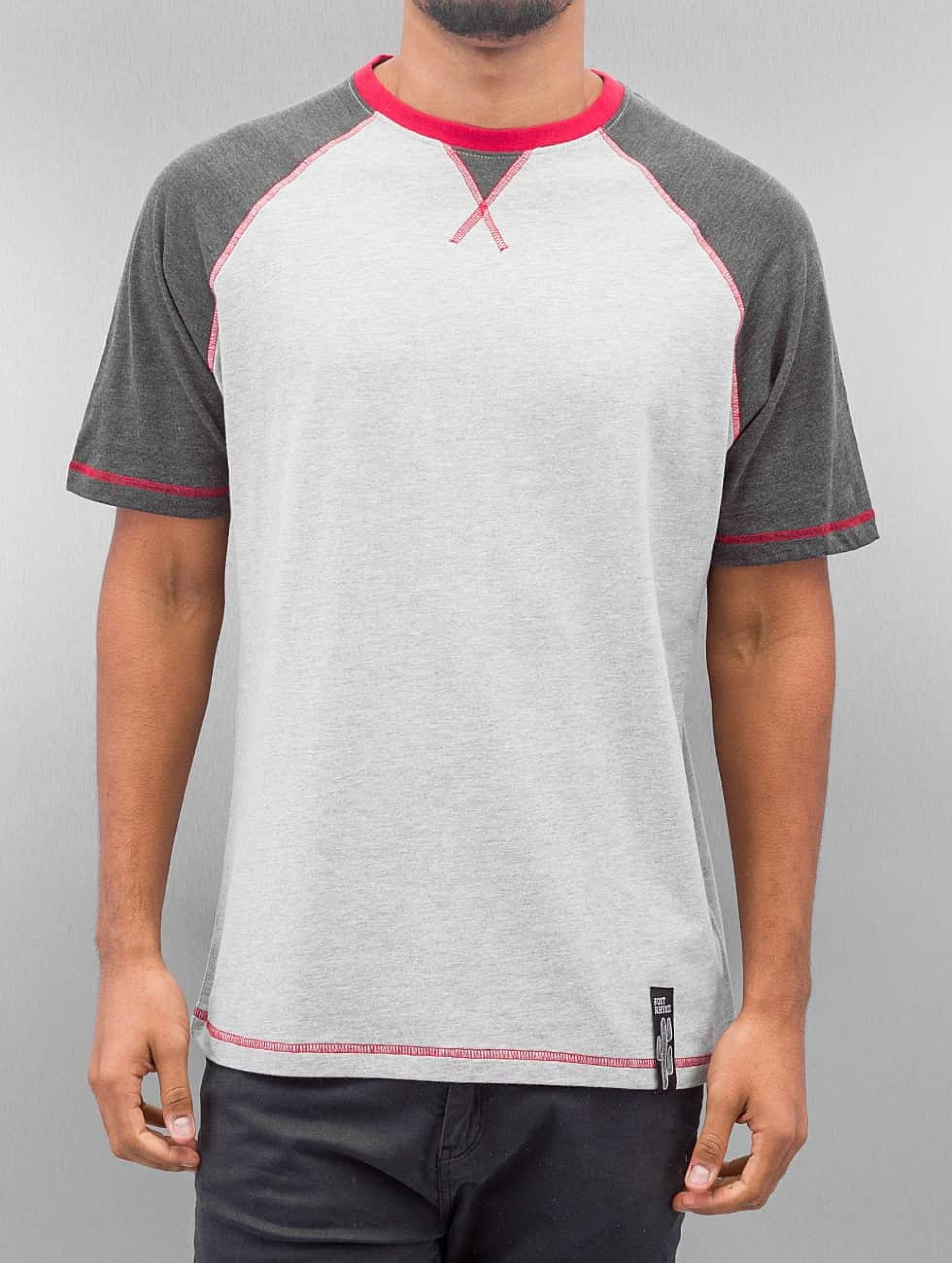 Just Rhyse / T-Shirt Maurus in grey S