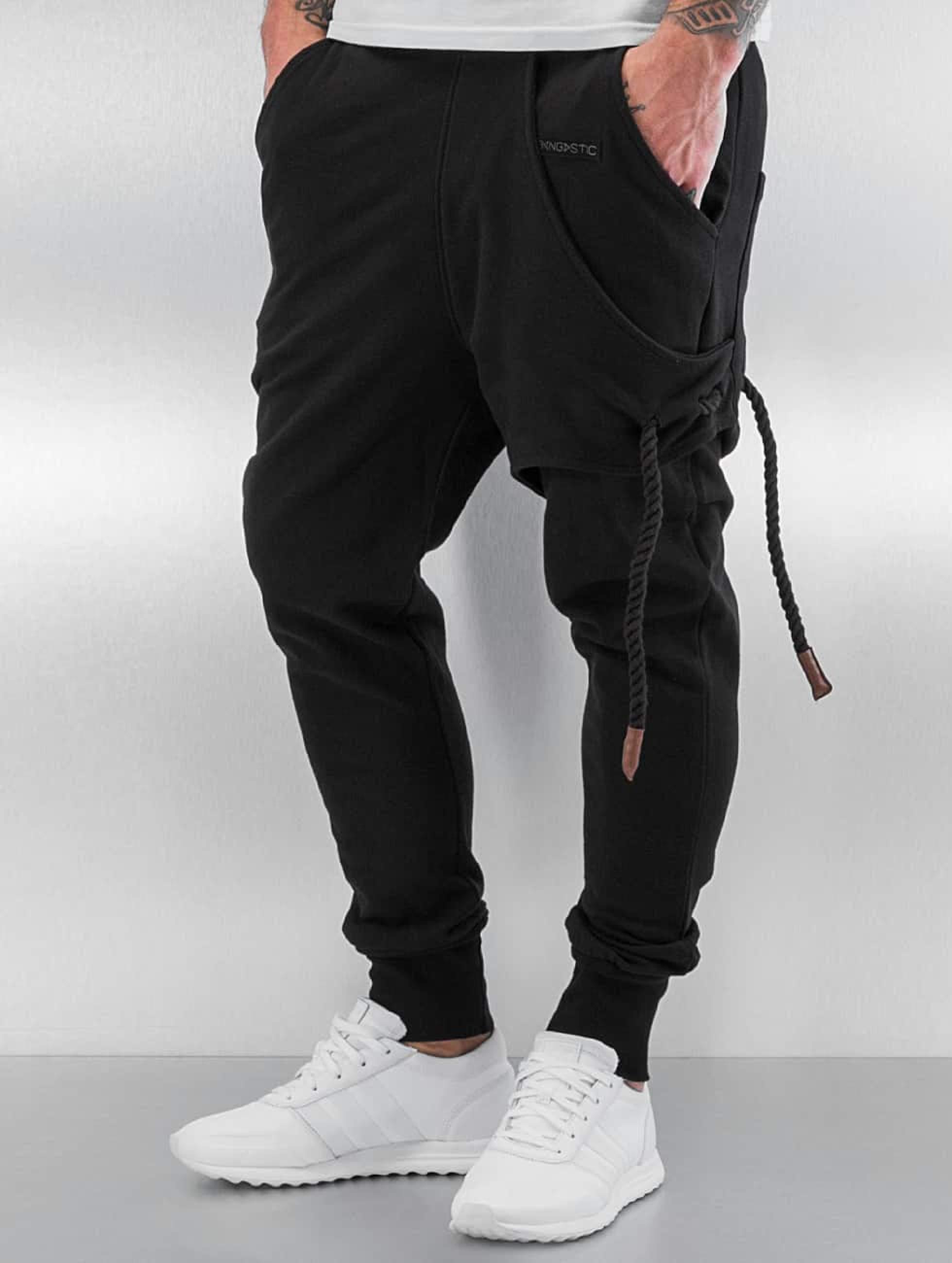 Bangastic / Sweat Pant London in black XL