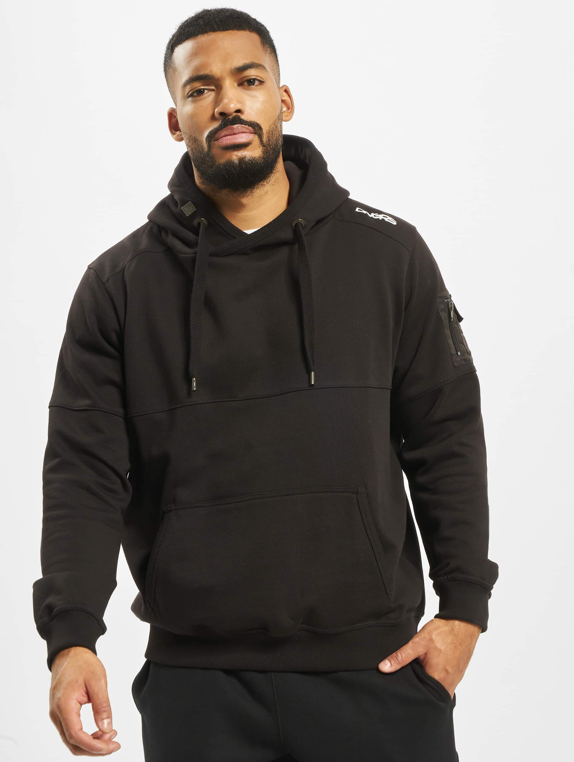 Dangerous DNGRS / Hoodie Perth in black L