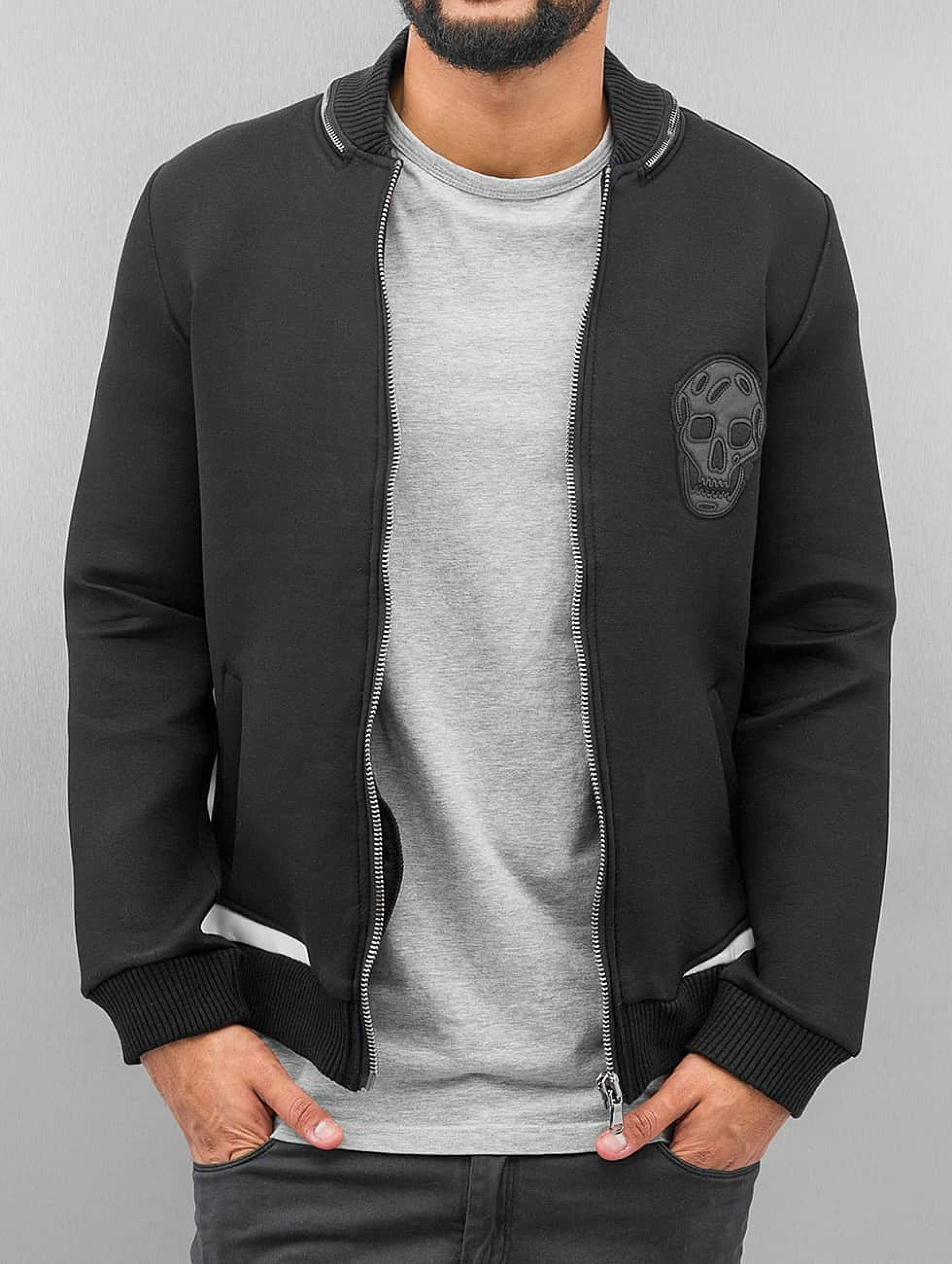 Bangastic / Lightweight Jacket Skull in black XL