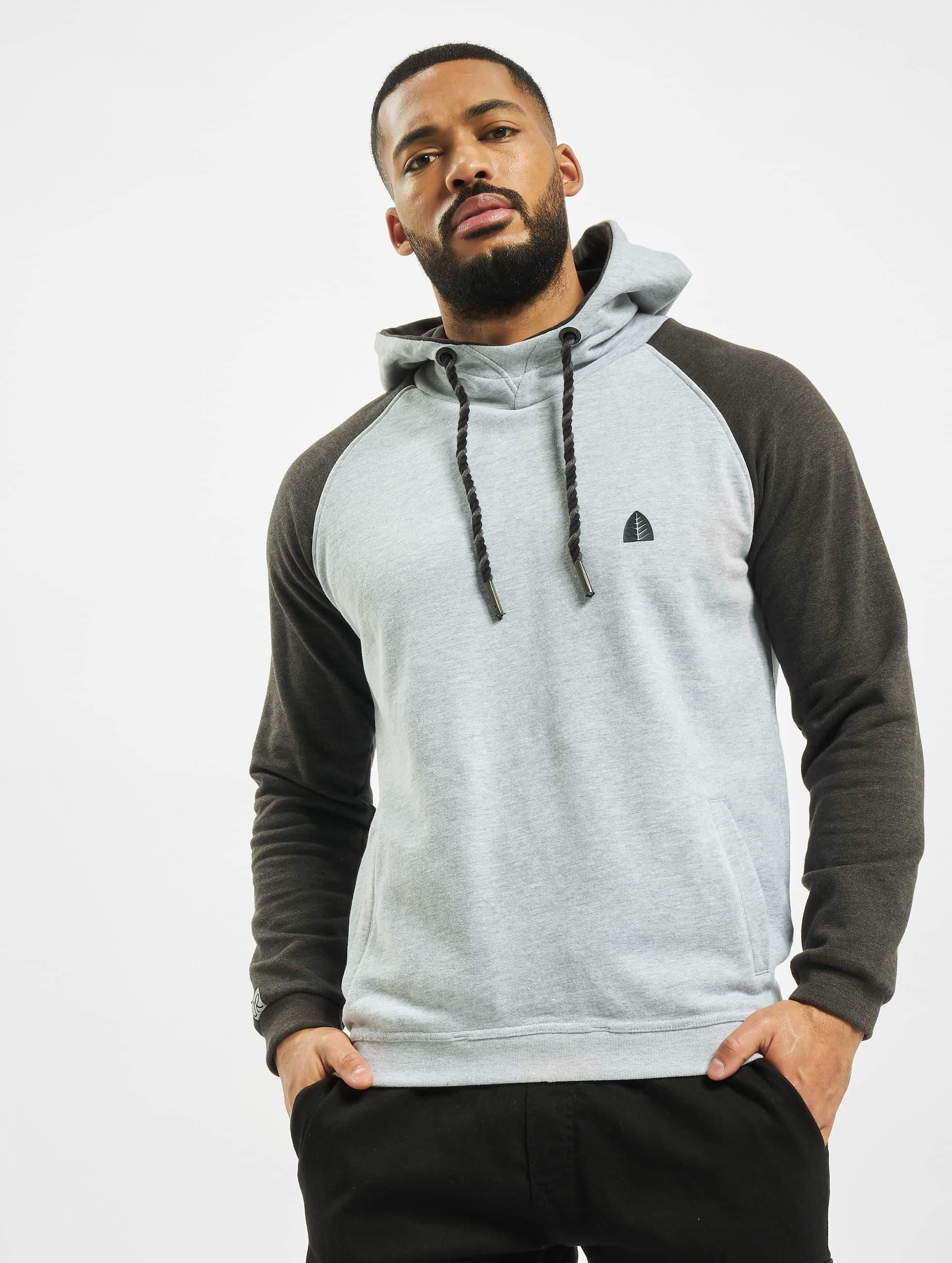 Just Rhyse / Hoodie Macau in grey XL