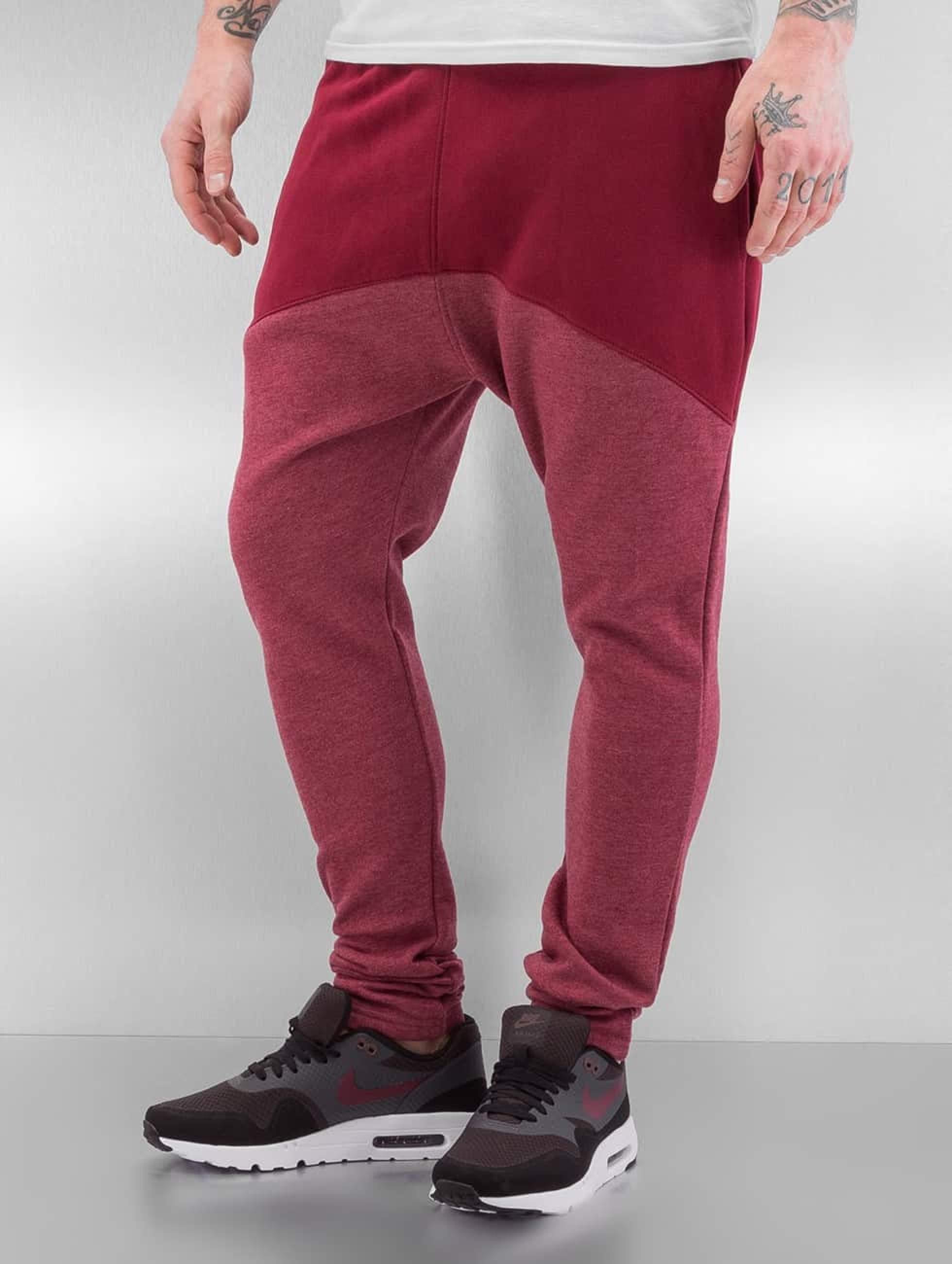 Just Rhyse / Sweat Pant Löbau II in red XL