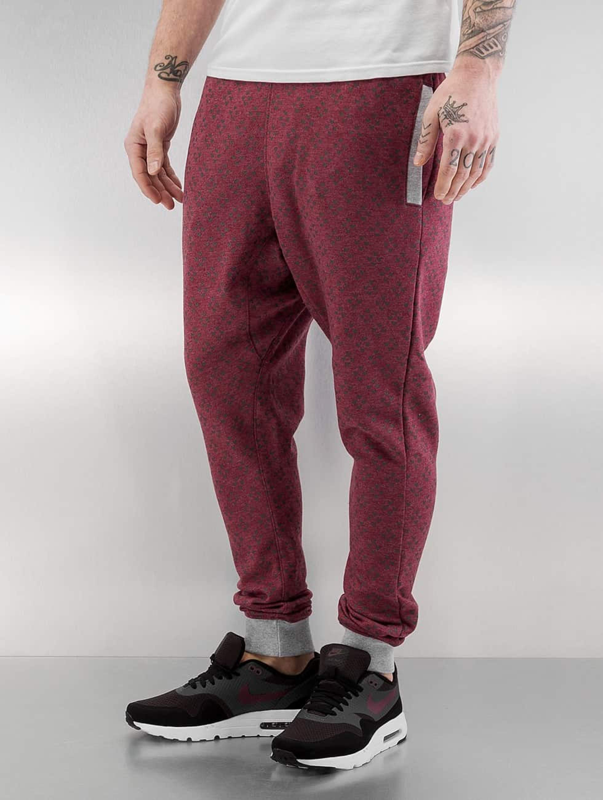 Just Rhyse / Sweat Pant Armidale in red S