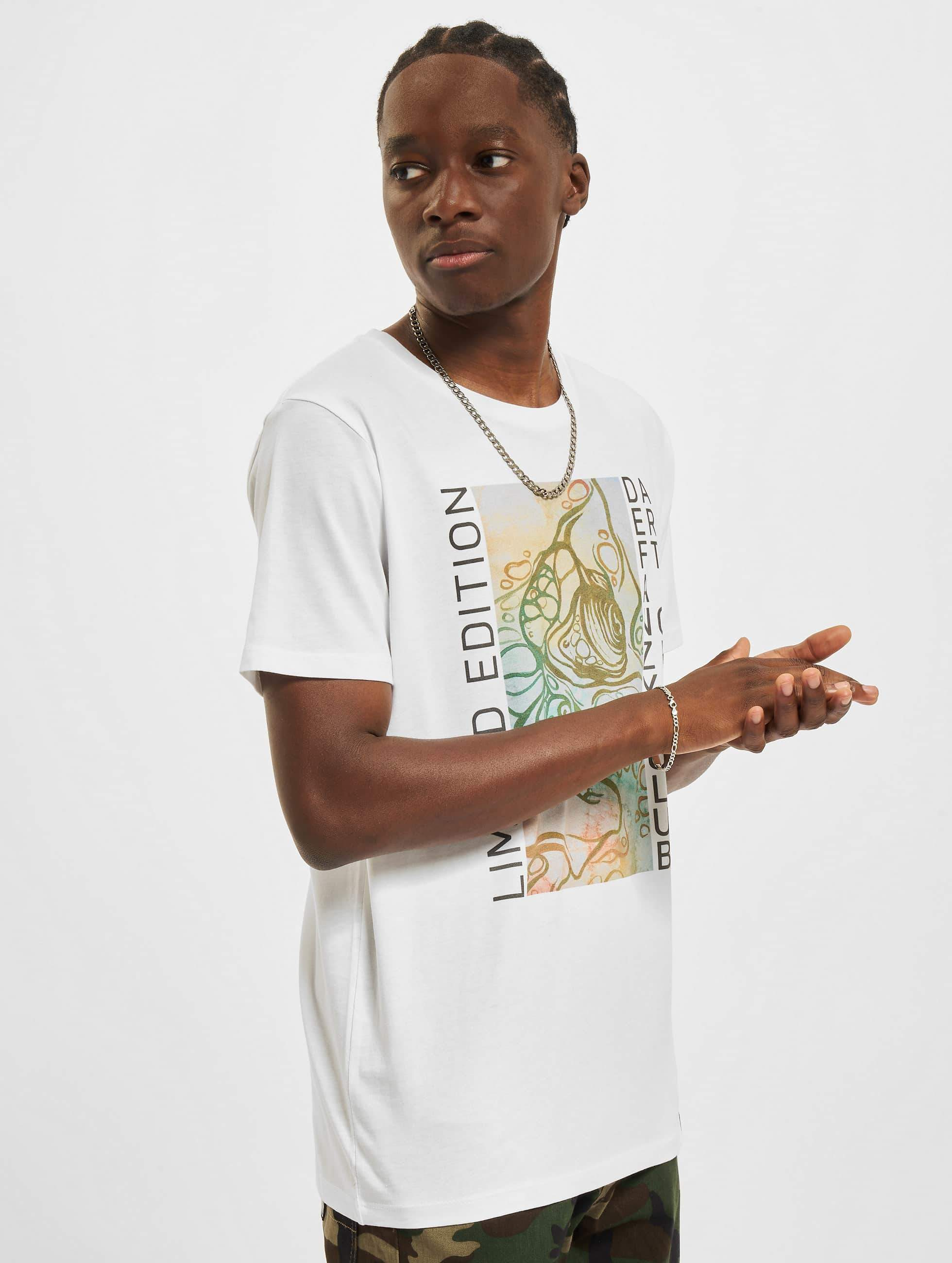 DefShop | Art Of Now MOIK blanc Homme T-Shirt