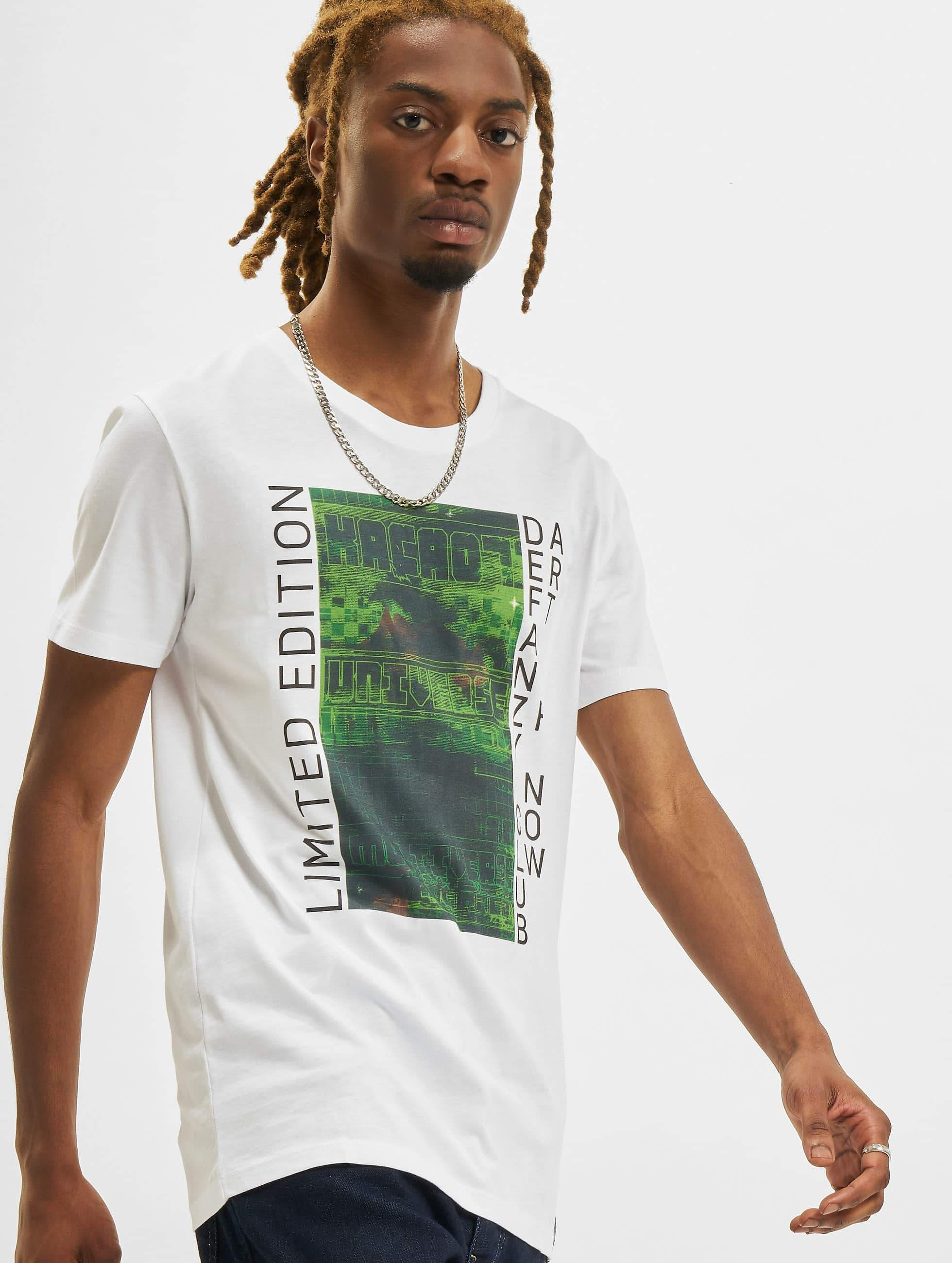 DefShop | Art Of Now Kacao77 blanc Homme T-Shirt