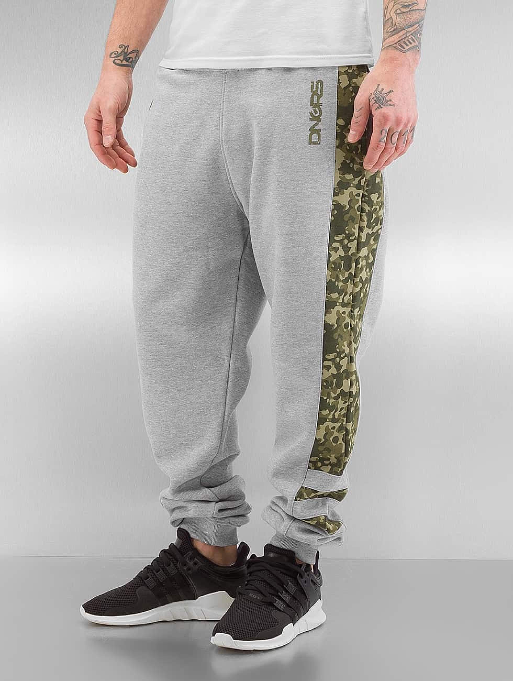Dangerous DNGRS / Sweat Pant Jack in grey S