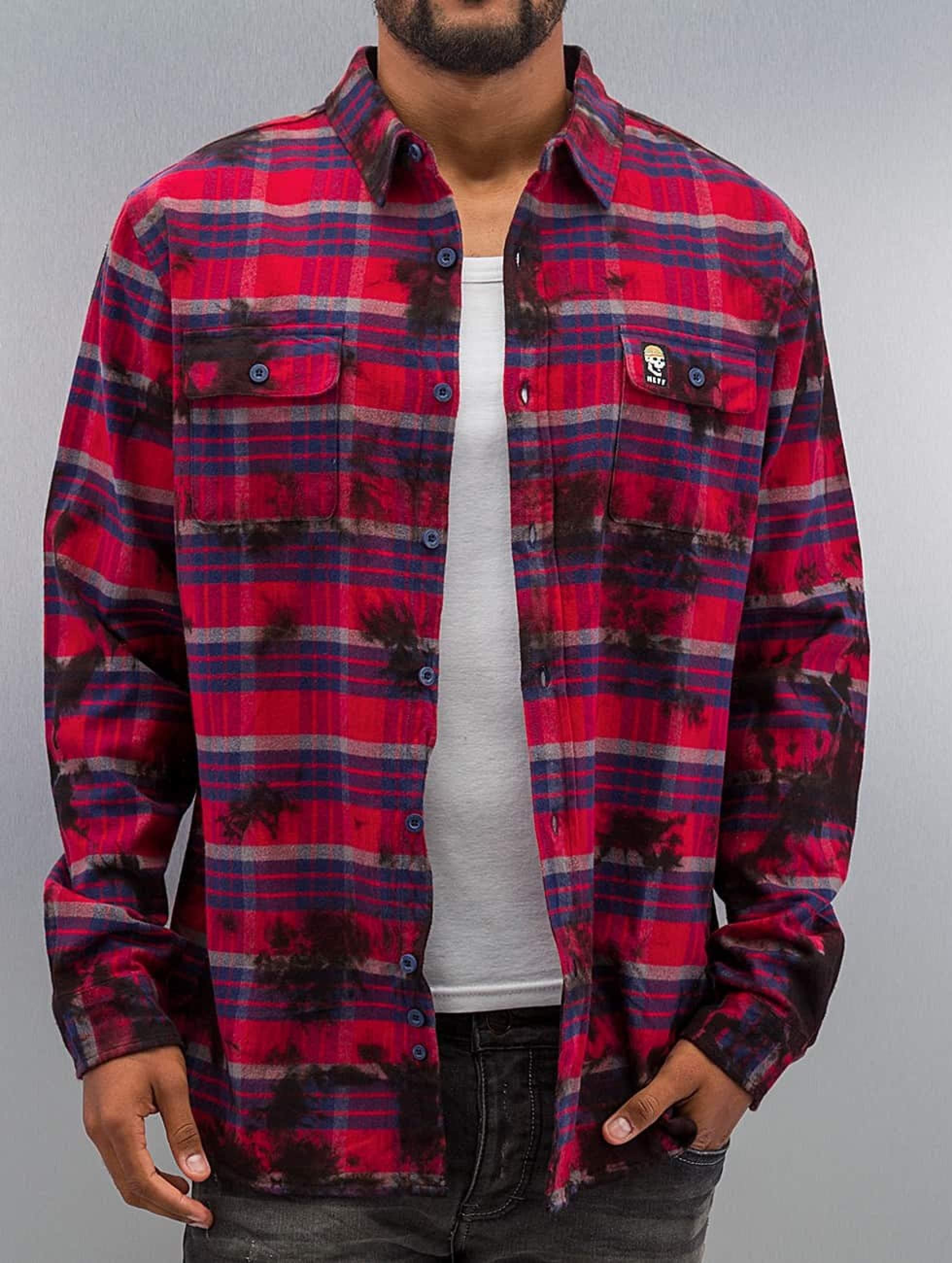 NEFF Männer Hemd Burger Boys in rot