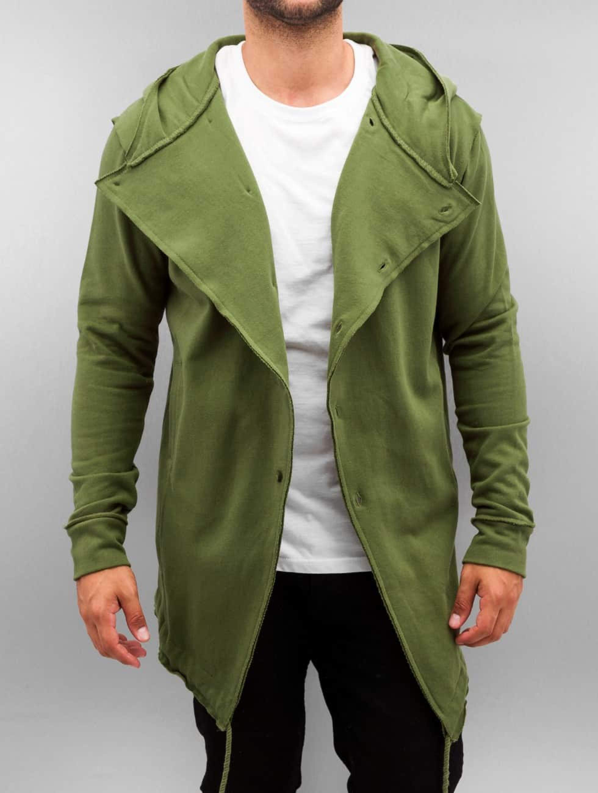 Just Rhyse / Cardigan Era in olive S