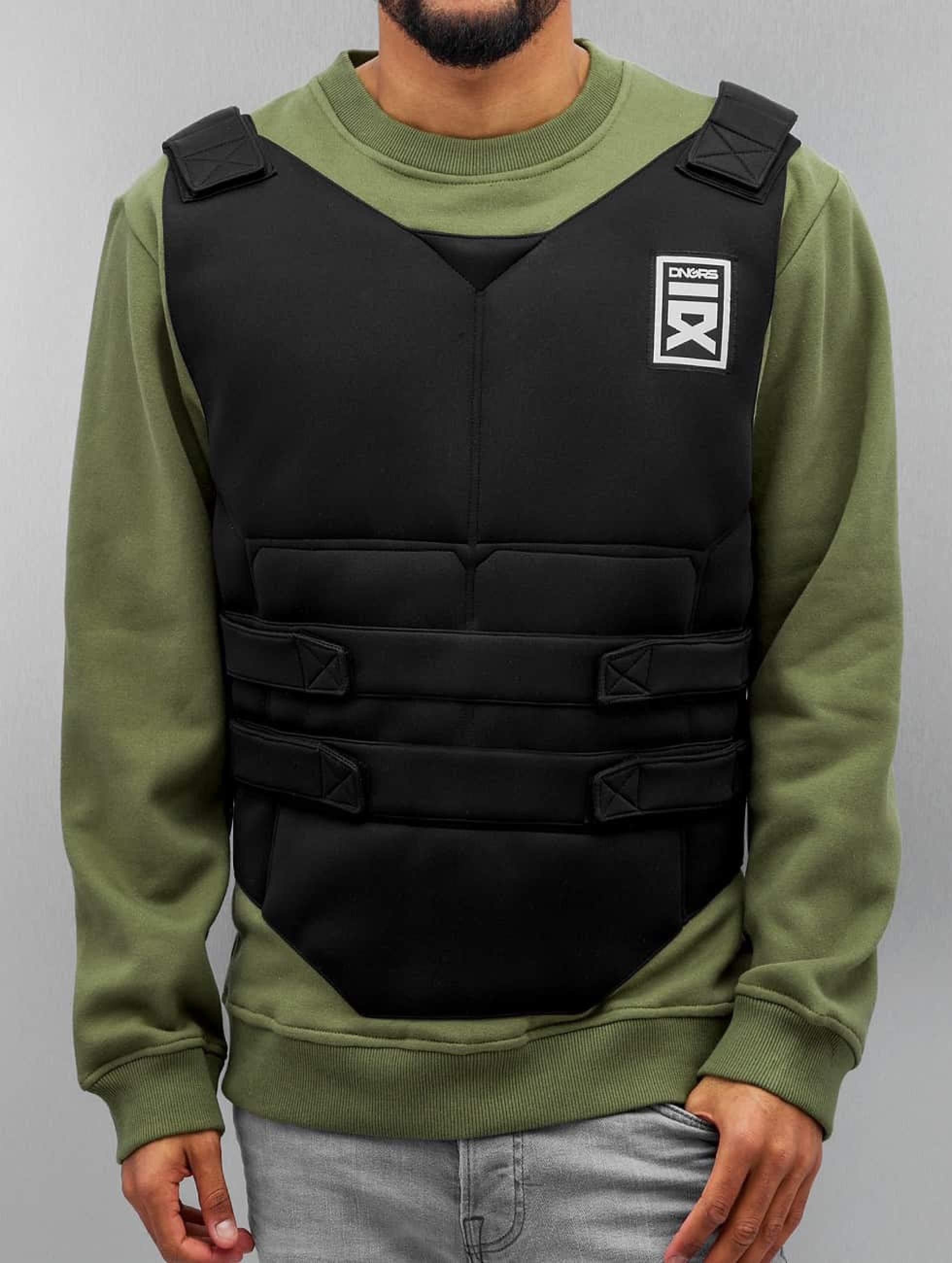 Dangerous DNGRS / Jumper Shooting Vest in olive L