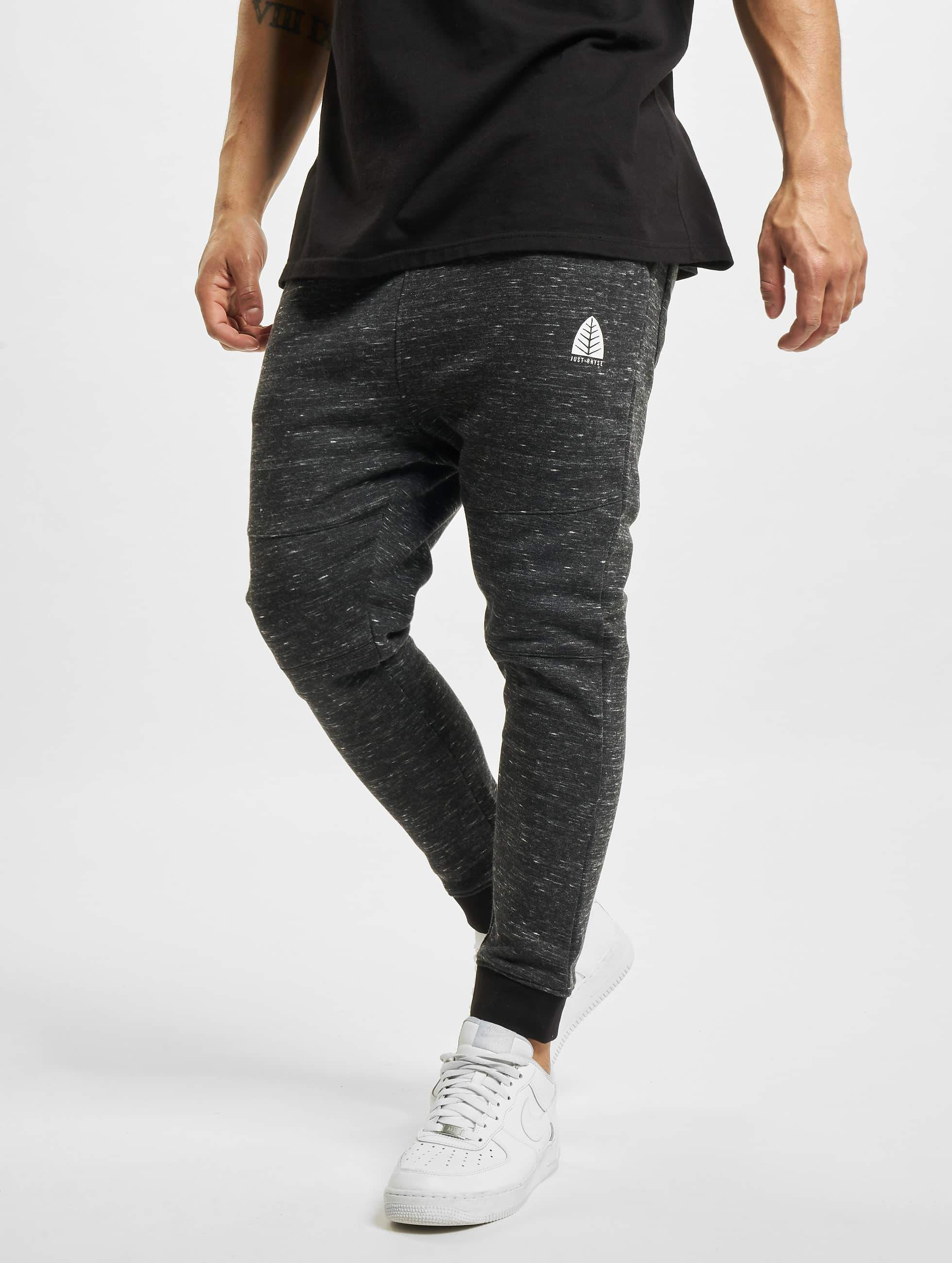 Just Rhyse / Sweat Pant Rainrock in black M