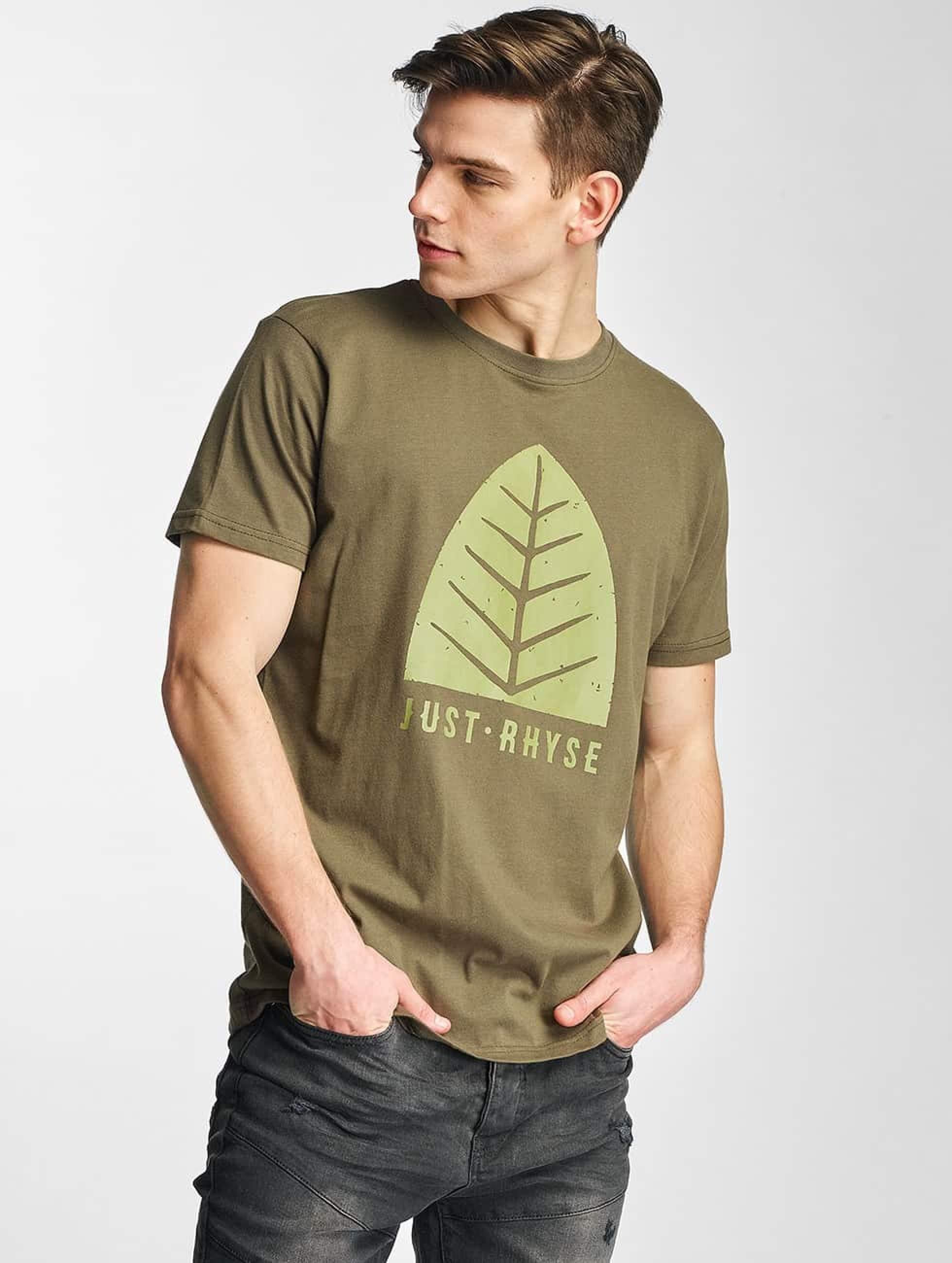 Just Rhyse / T-Shirt Monterey in khaki S