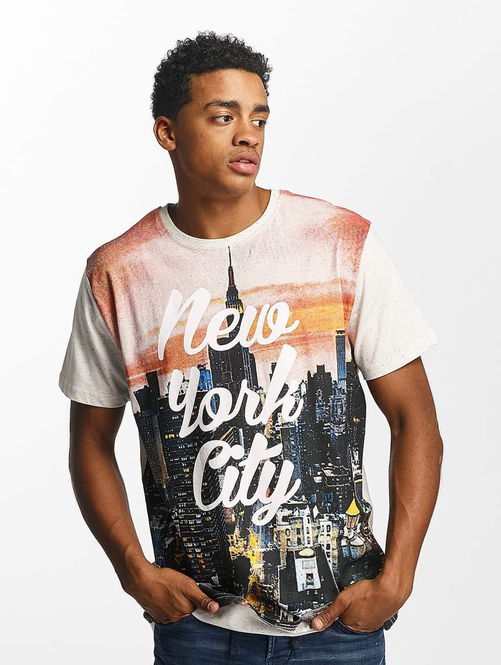Just Rhyse / T-Shirt New York City in colored M