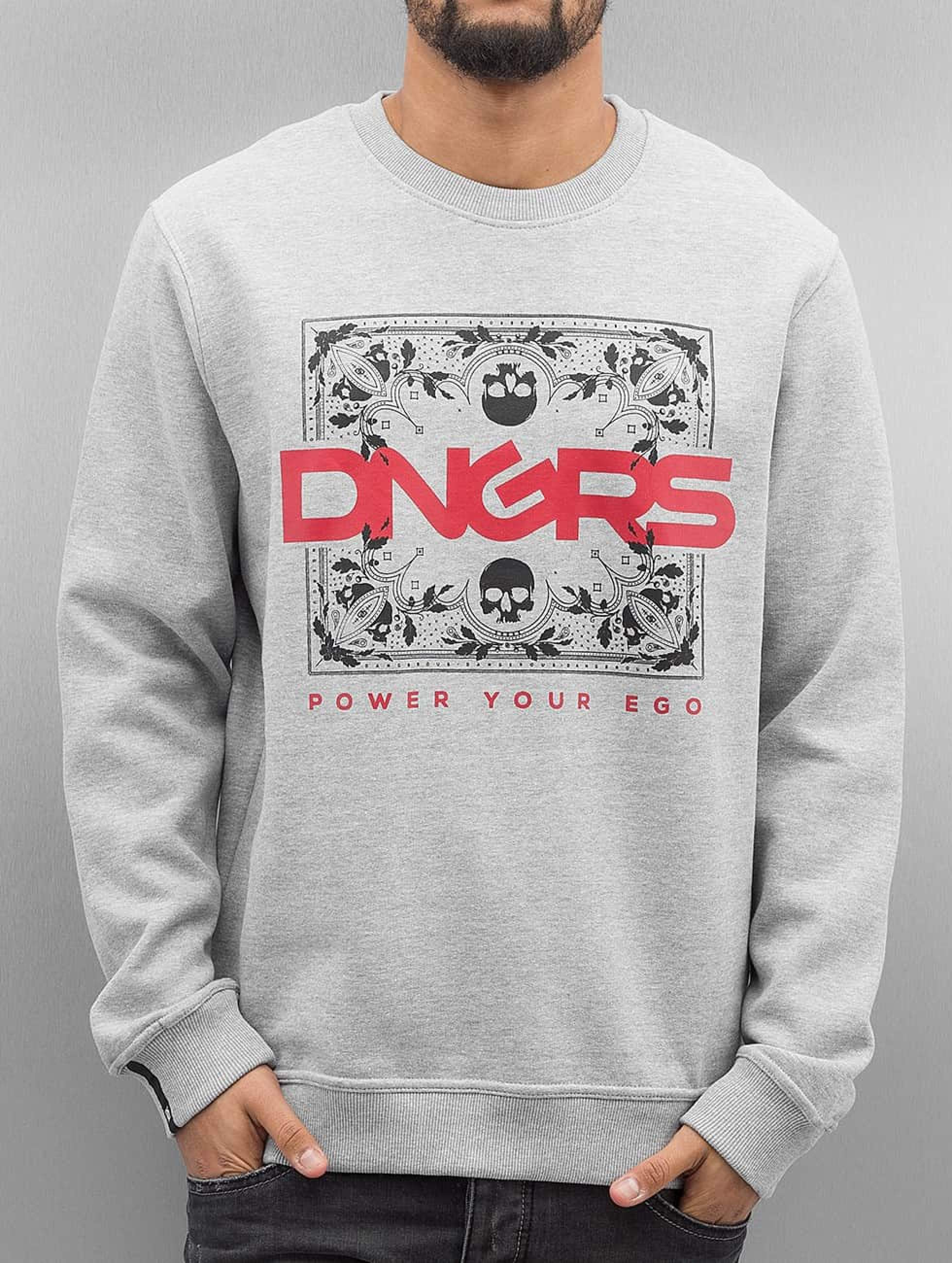 Dangerous DNGRS / Jumper Egopulli in grey L
