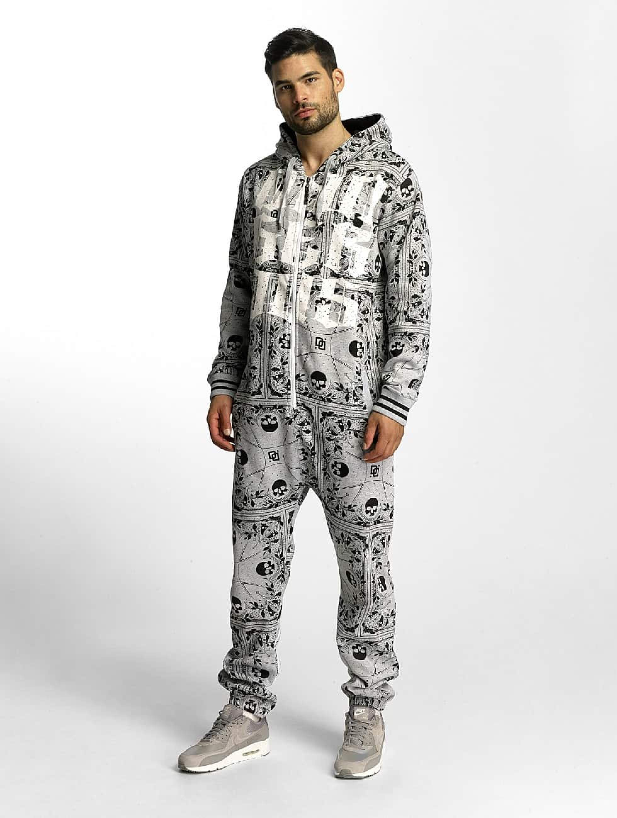 Dangerous DNGRS / Jumpsuits Samurai in grey XS / S
