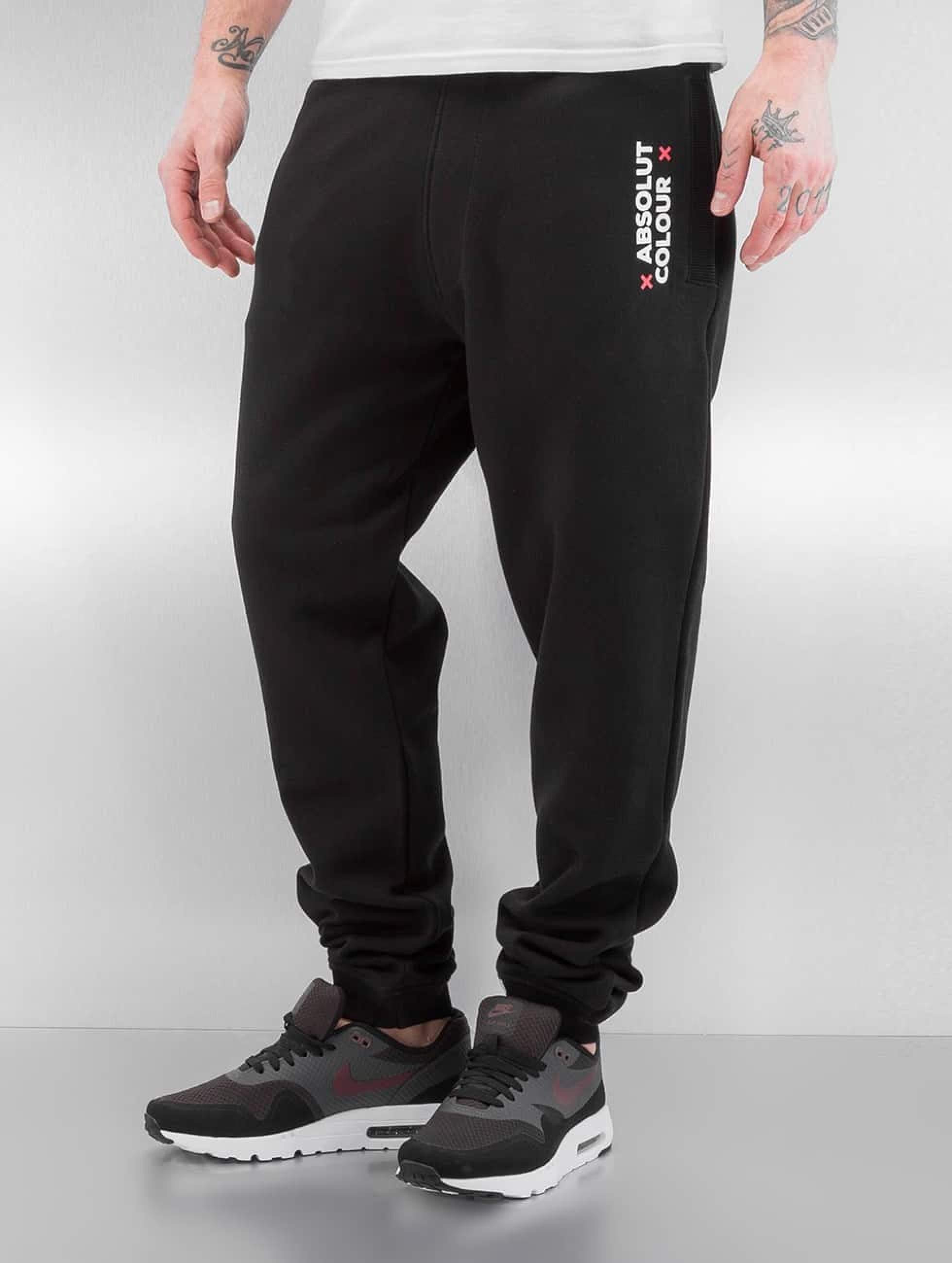 Dangerous DNGRS / Sweat Pant Absolut in black S