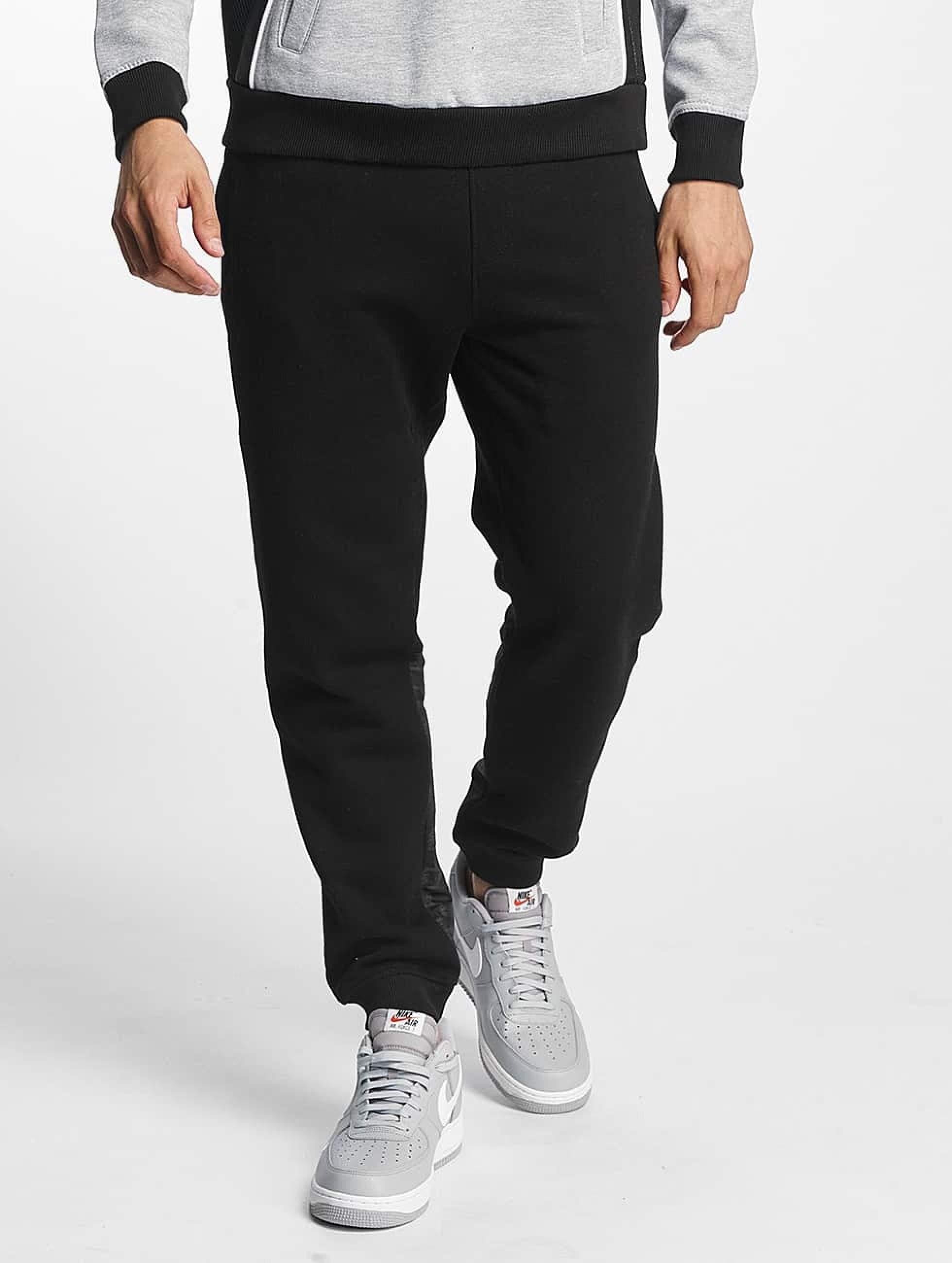 Dangerous DNGRS / Sweat Pant Richeater in black XL