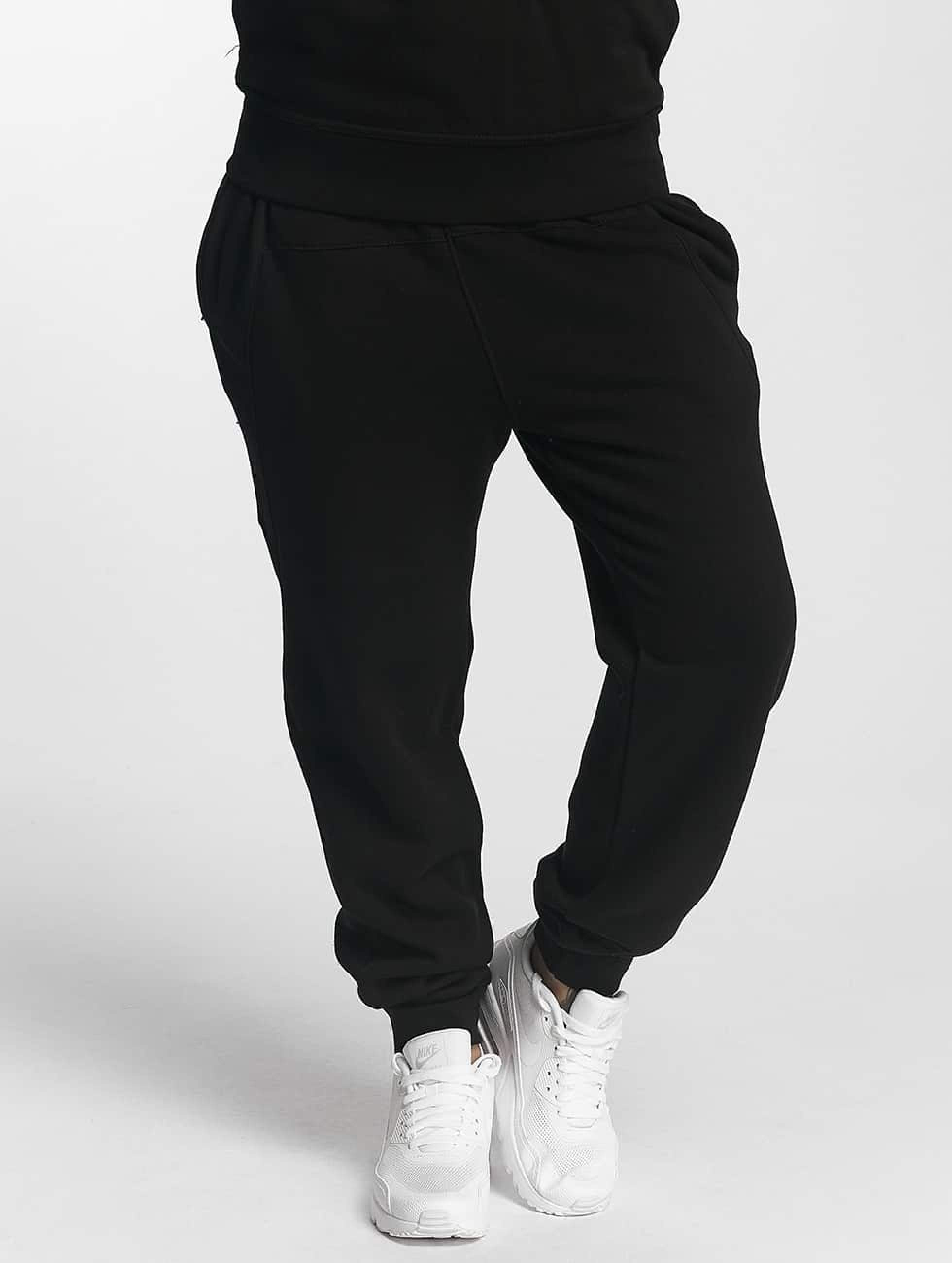 Dangerous DNGRS / Sweat Pant Twerky in black XS