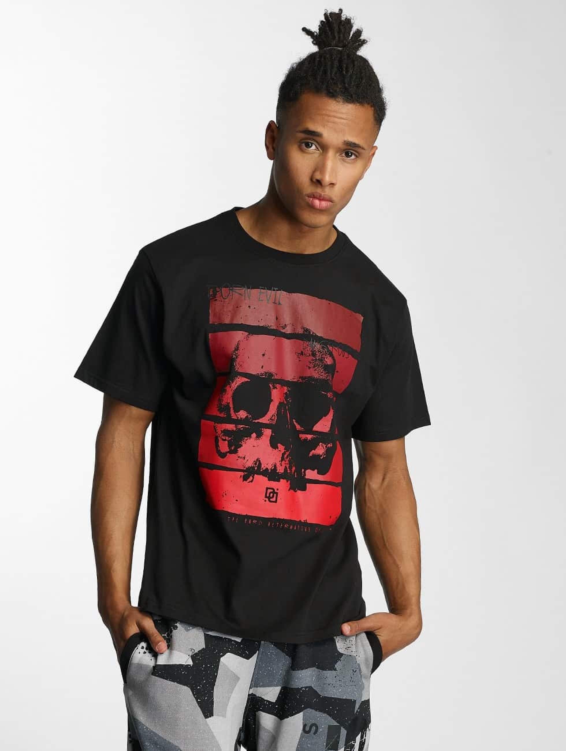 Dangerous DNGRS / T-Shirt Rising in black L