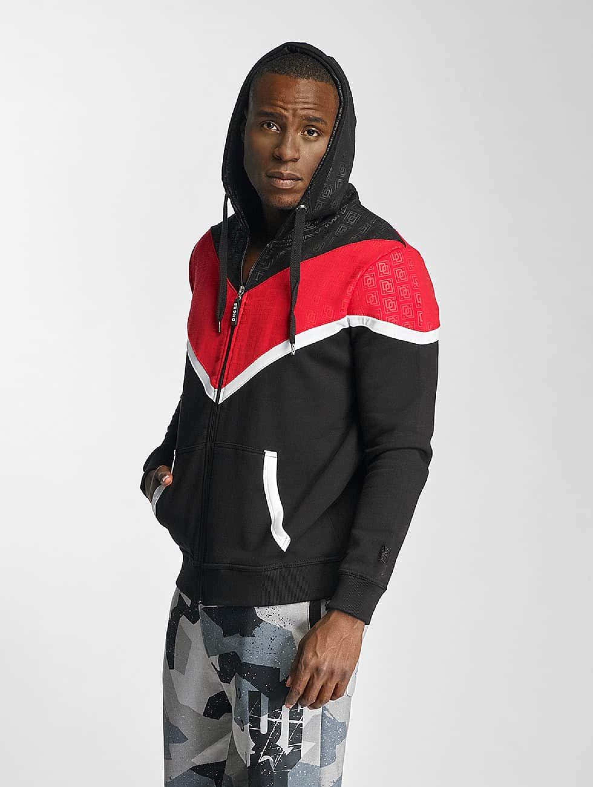 Dangerous DNGRS / Zip Hoodie Leu in black L