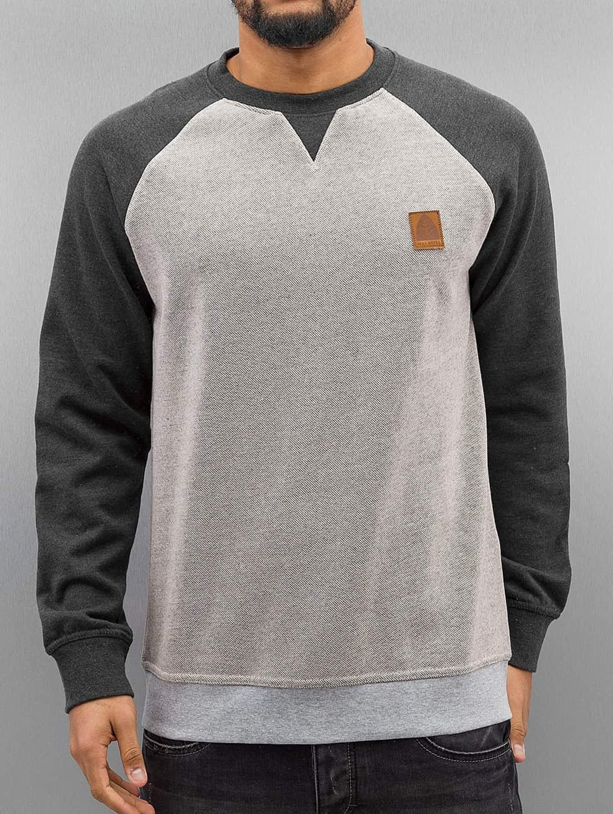 Just Rhyse / Jumper Mr. Raglan in grey M