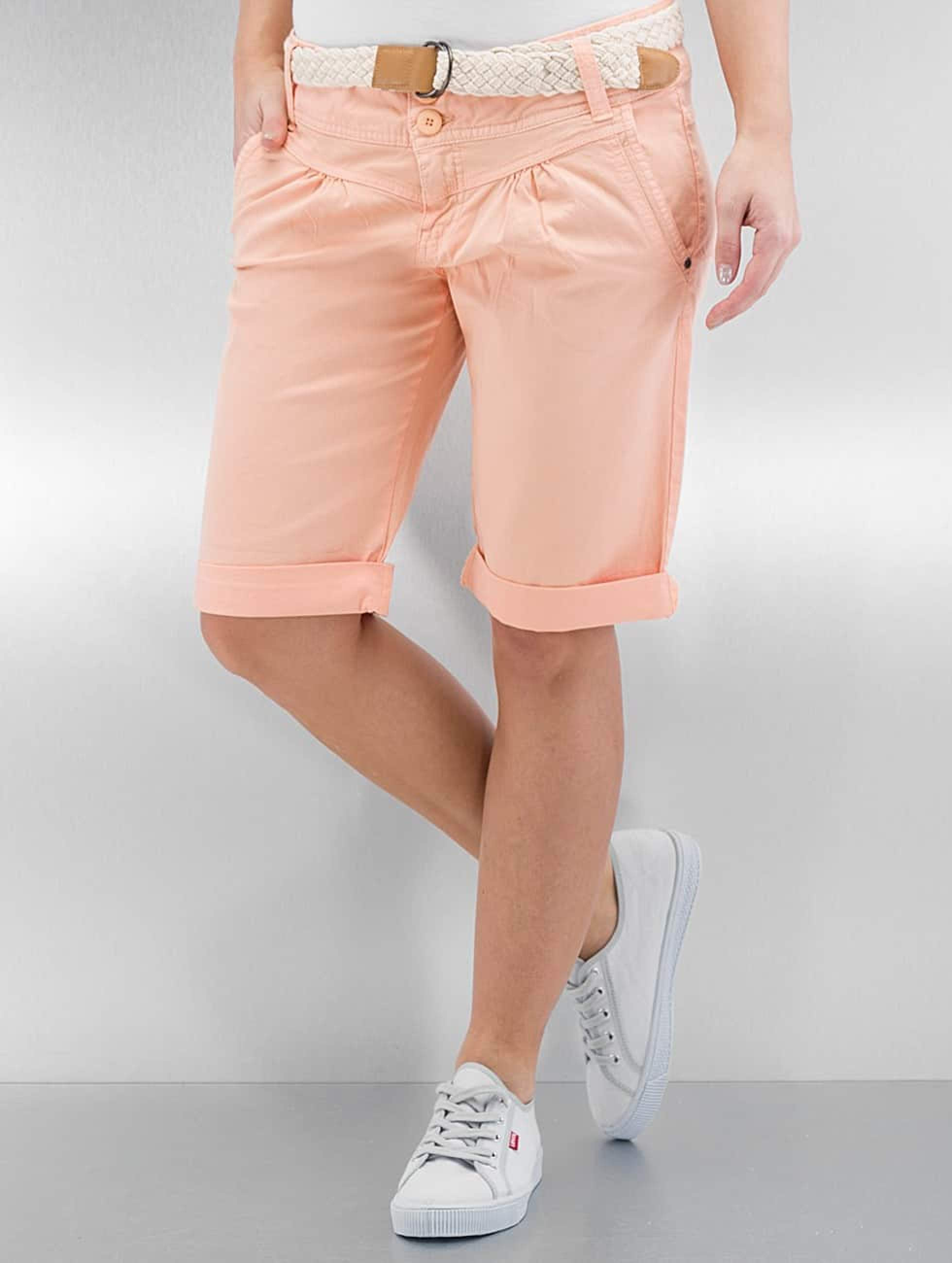 Authentic Style | Fresh Made Jaden orange Femme Short