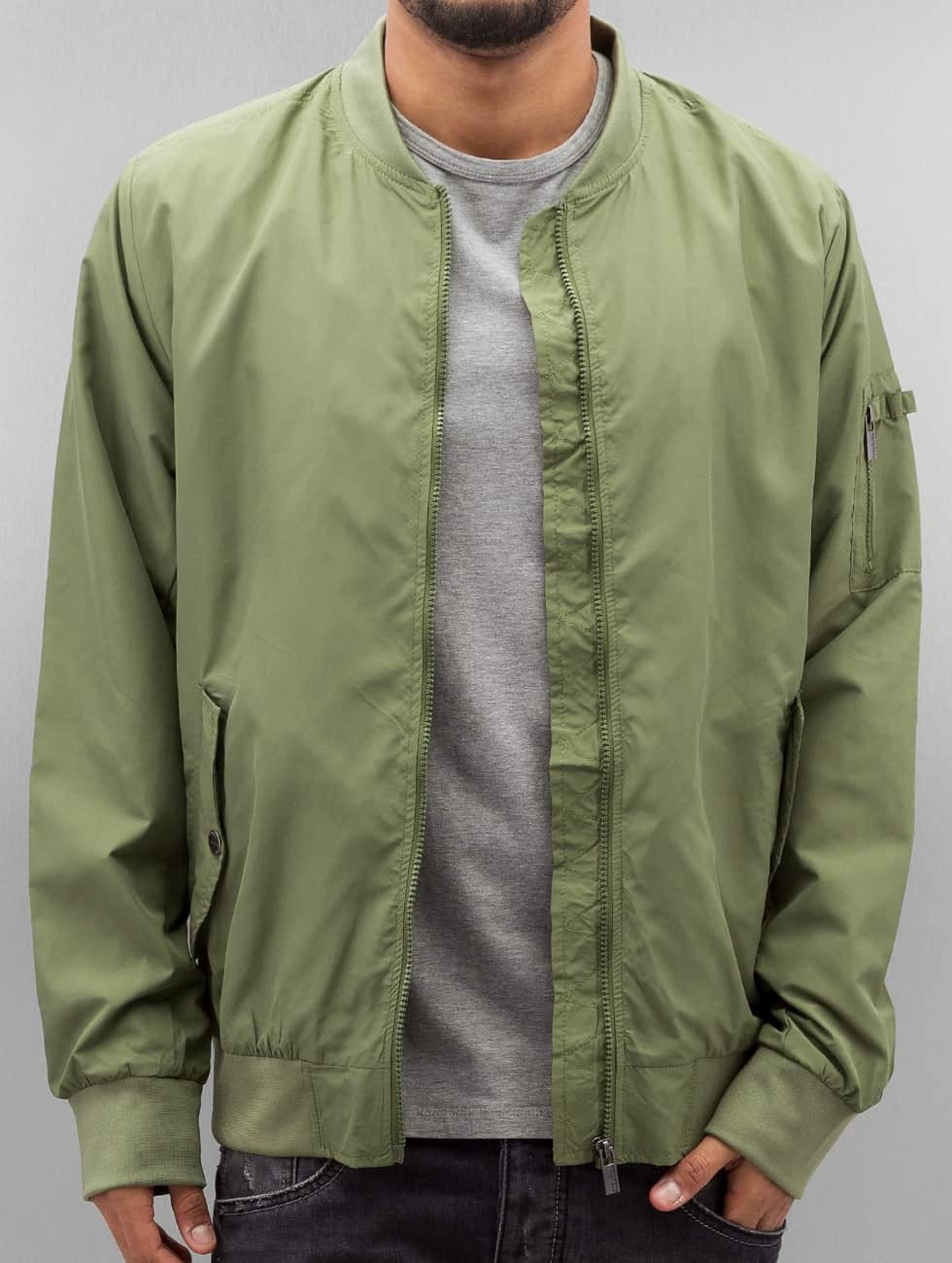 Authentic Style | Thin  olive Homme Bomber