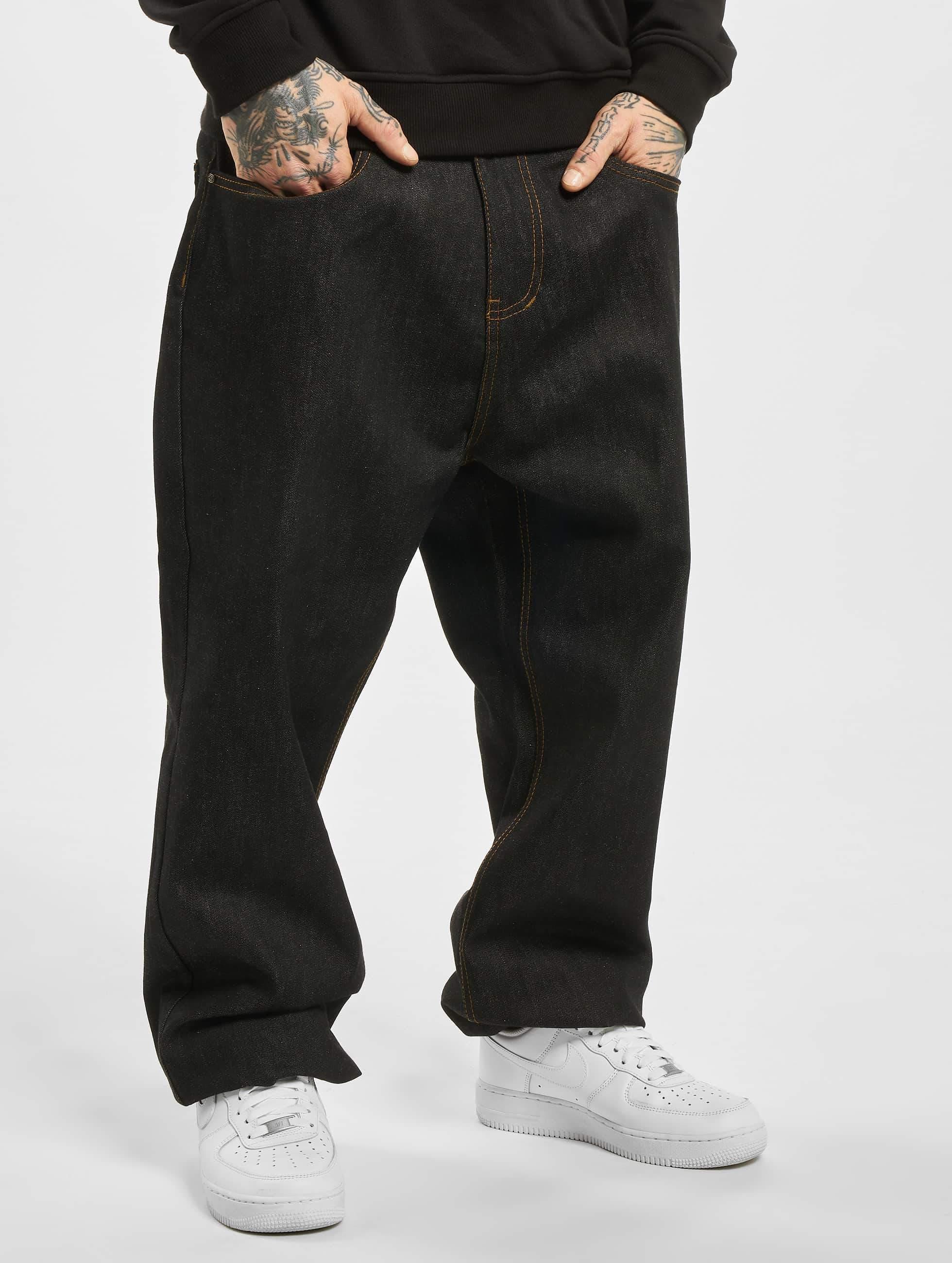 Ecko Unltd. / Baggy Fat Bro in black W 46 L 34