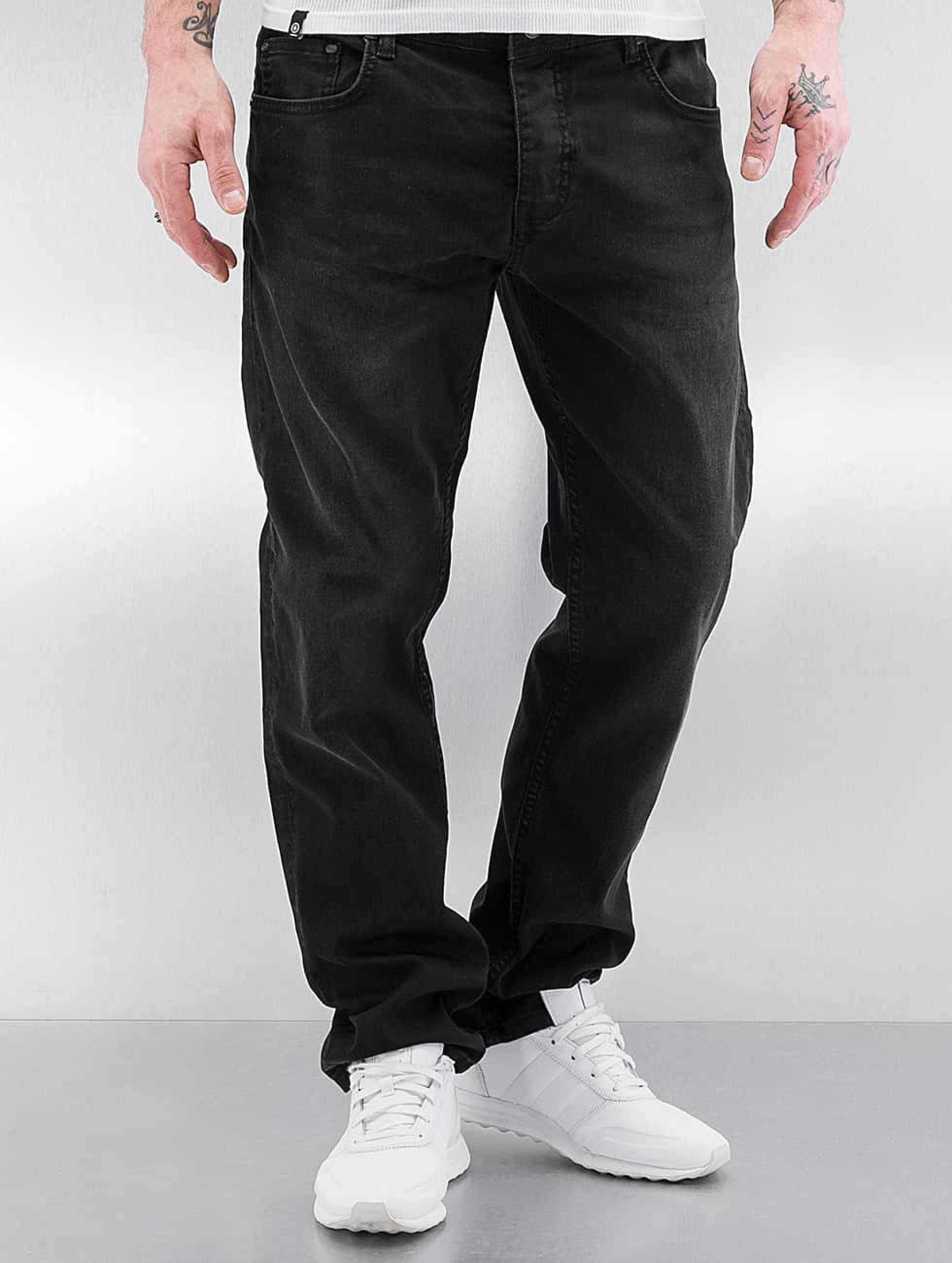 Ecko Unltd. / Straight Fit Jeans Soo in black W 38 L 34