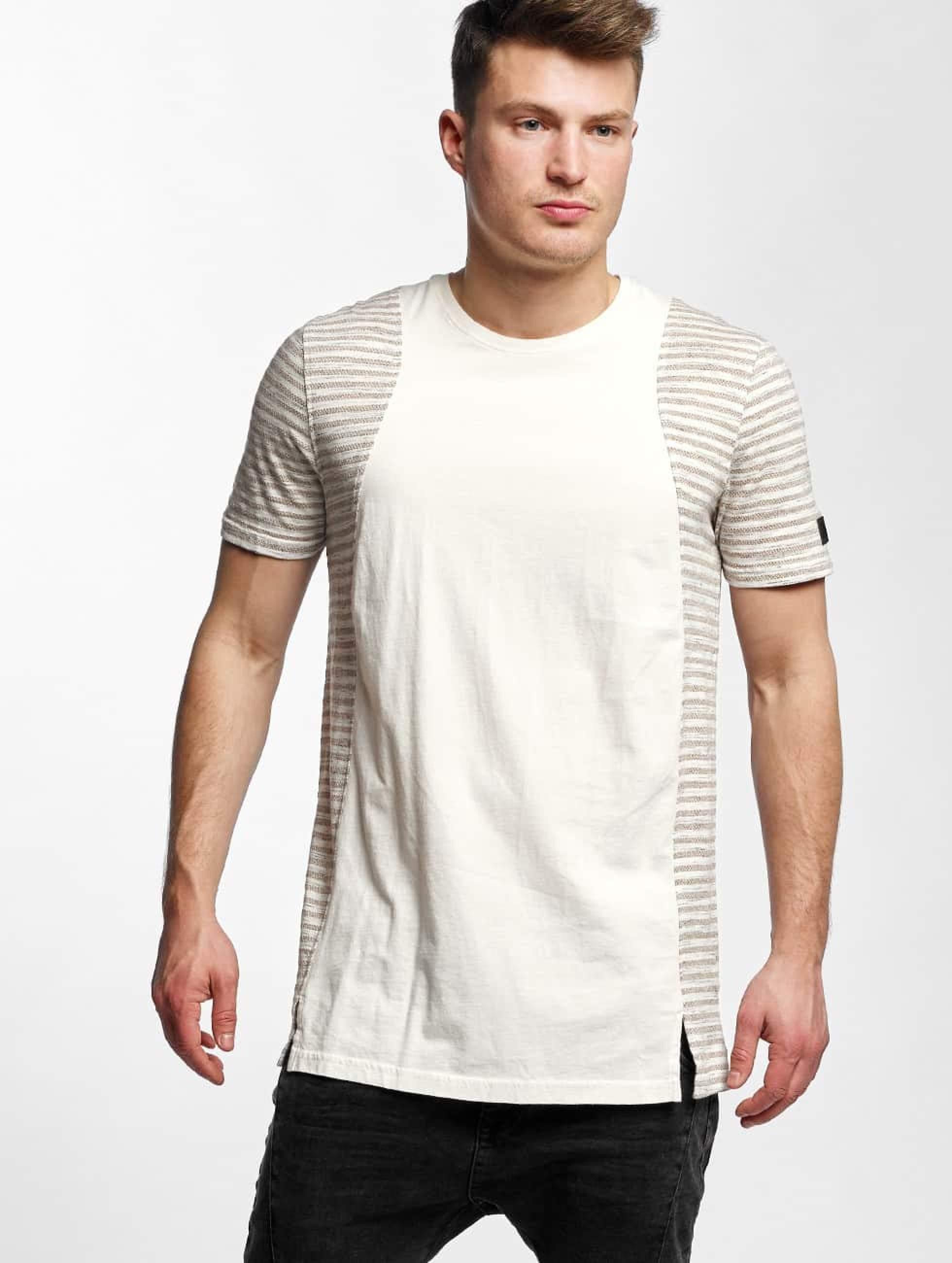 Black Kaviar | Skokie beige Homme T-Shirt