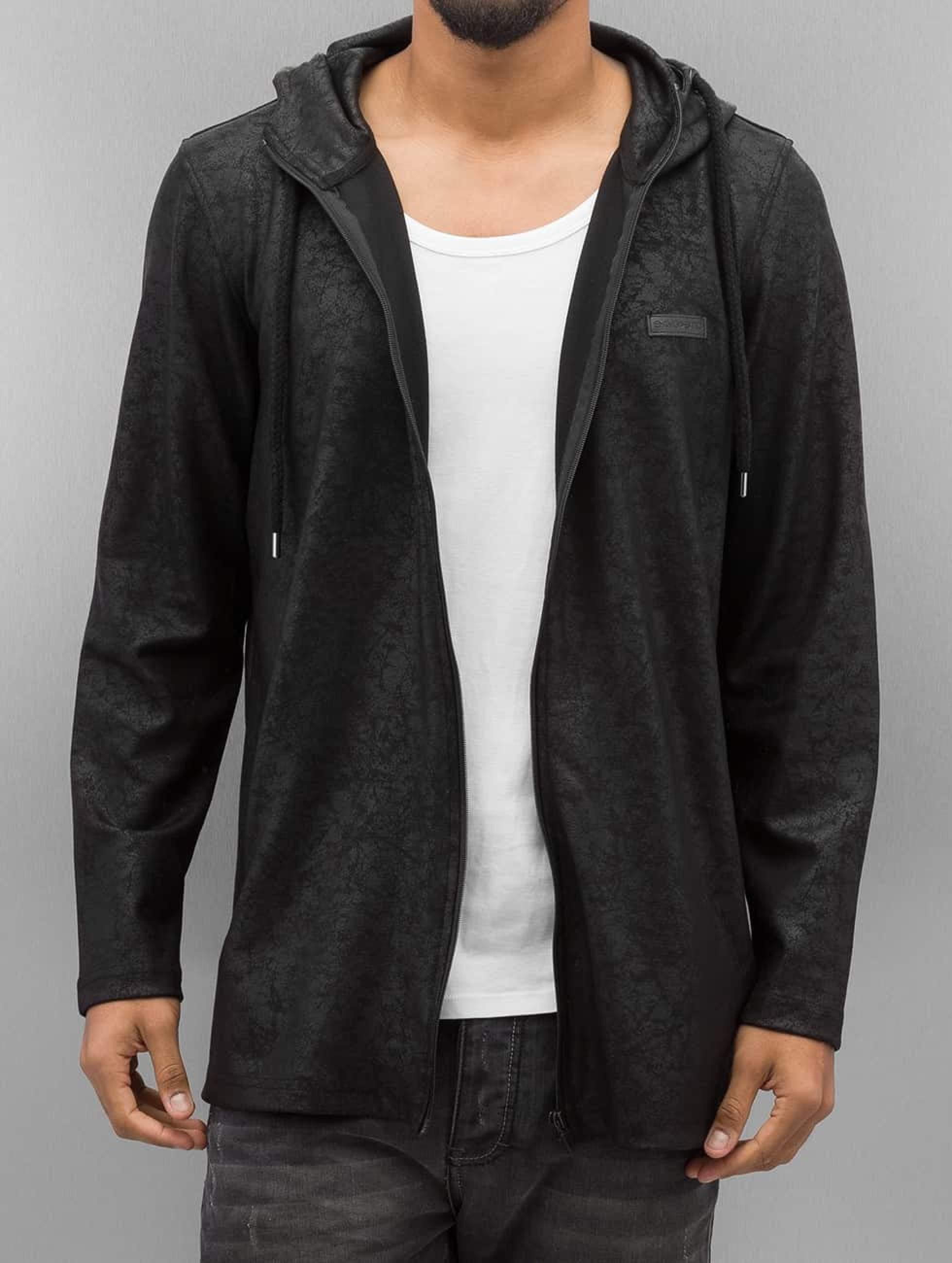 Bangastic / Zip Hoodie Brest in black S