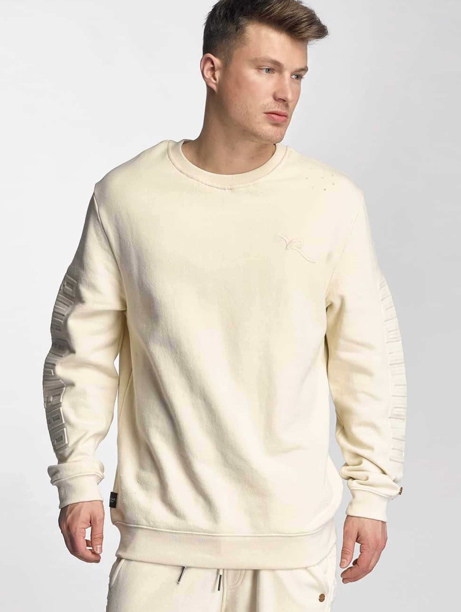 Rocawear / Jumper Logo in beige S