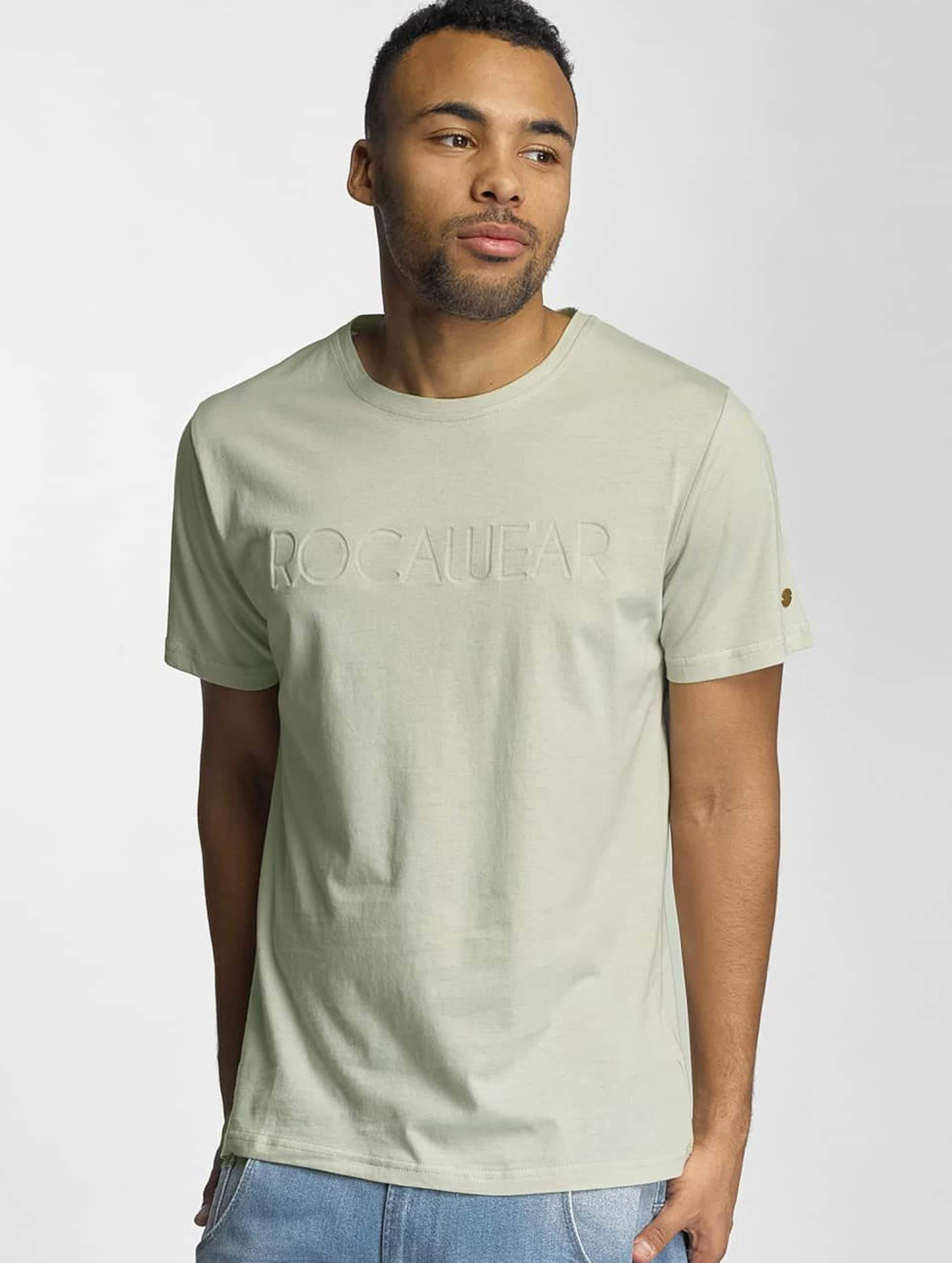 Rocawear / T-Shirt Logo in olive L
