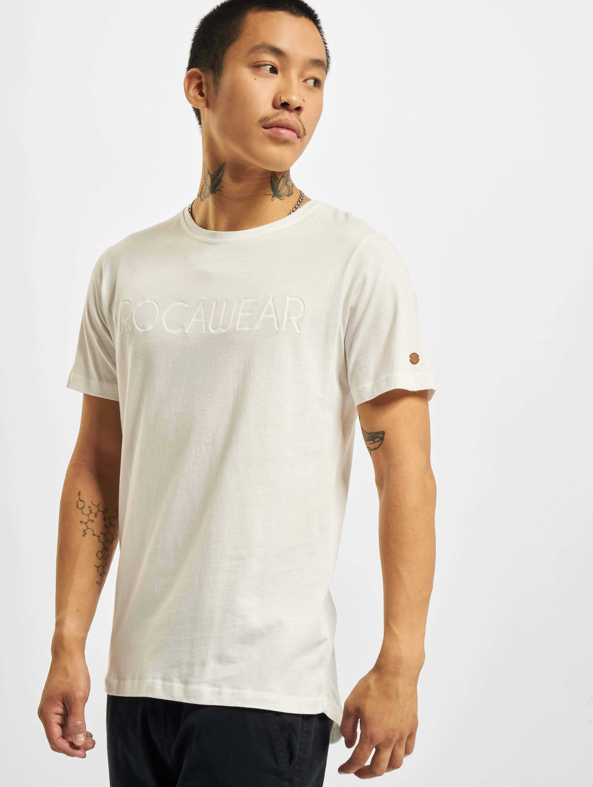 Rocawear / T-Shirt Logo in white L