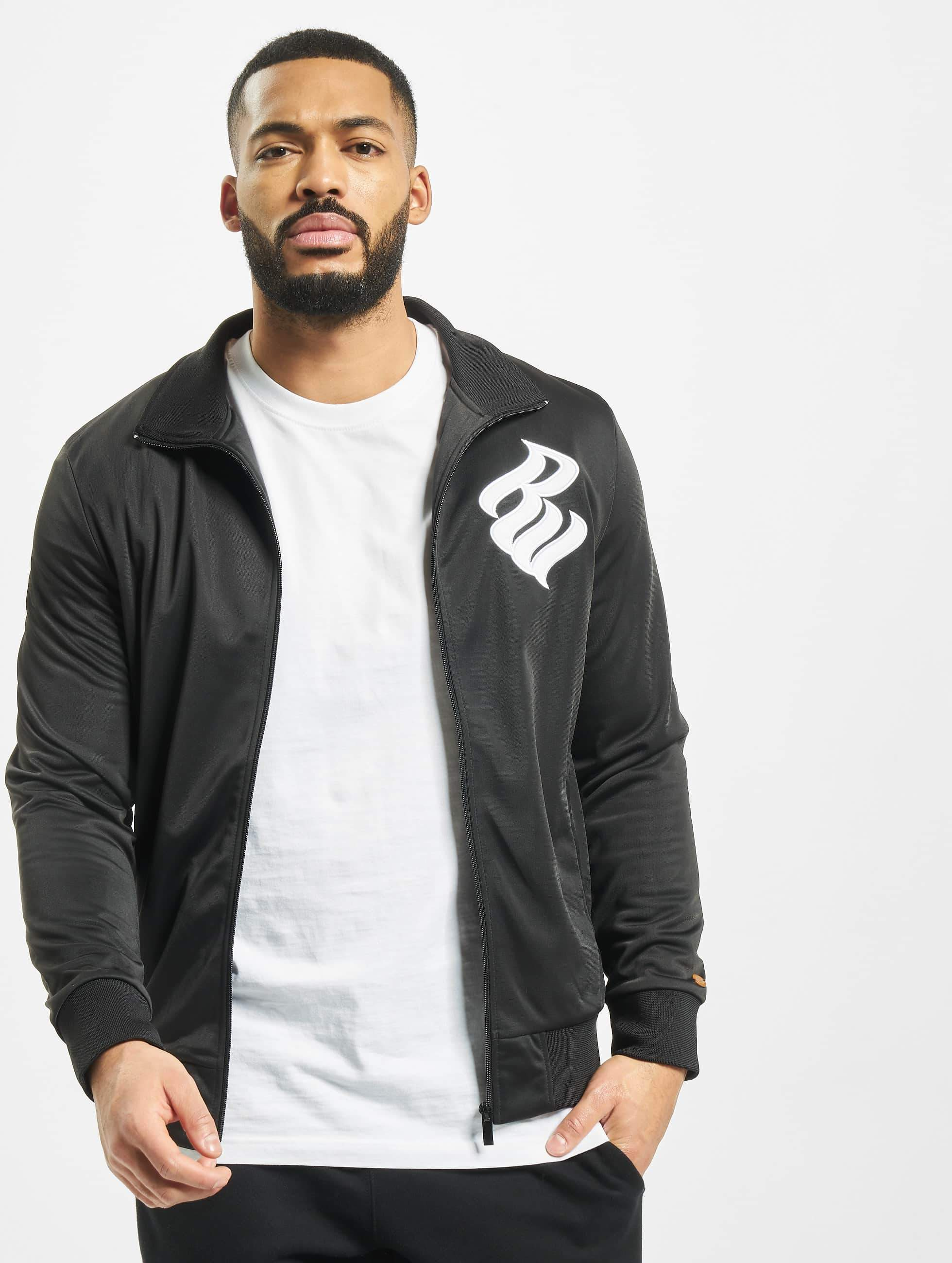 Rocawear / Lightweight Jacket Logo in black M