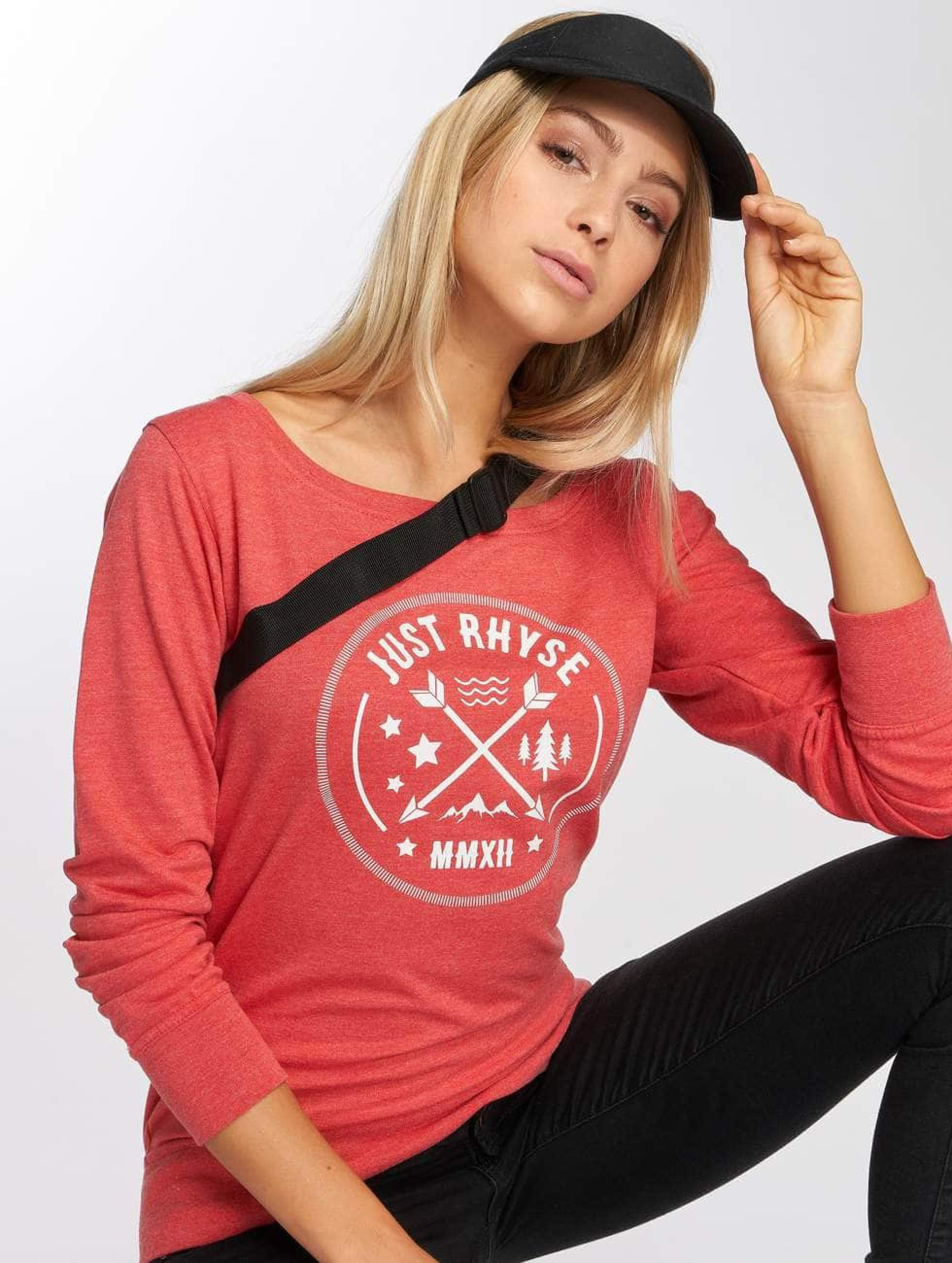 Just Rhyse / Jumper Our Time in red M