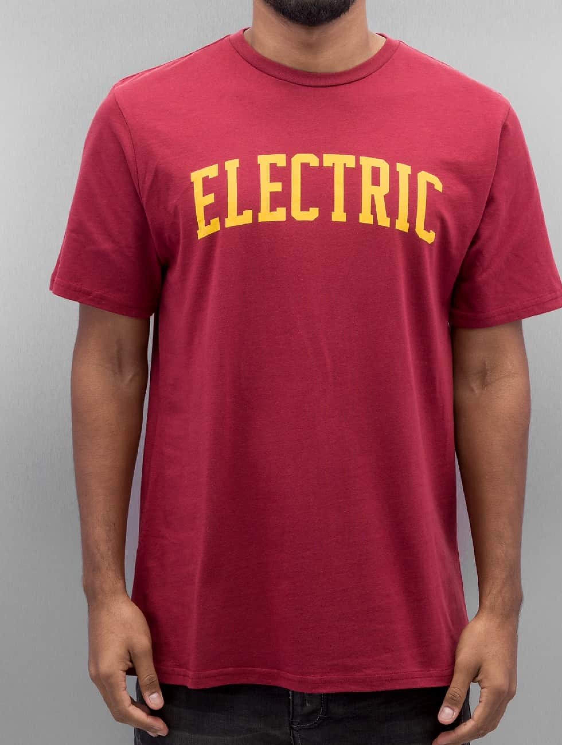 Electric | COLLEGE  rouge Homme T-Shirt