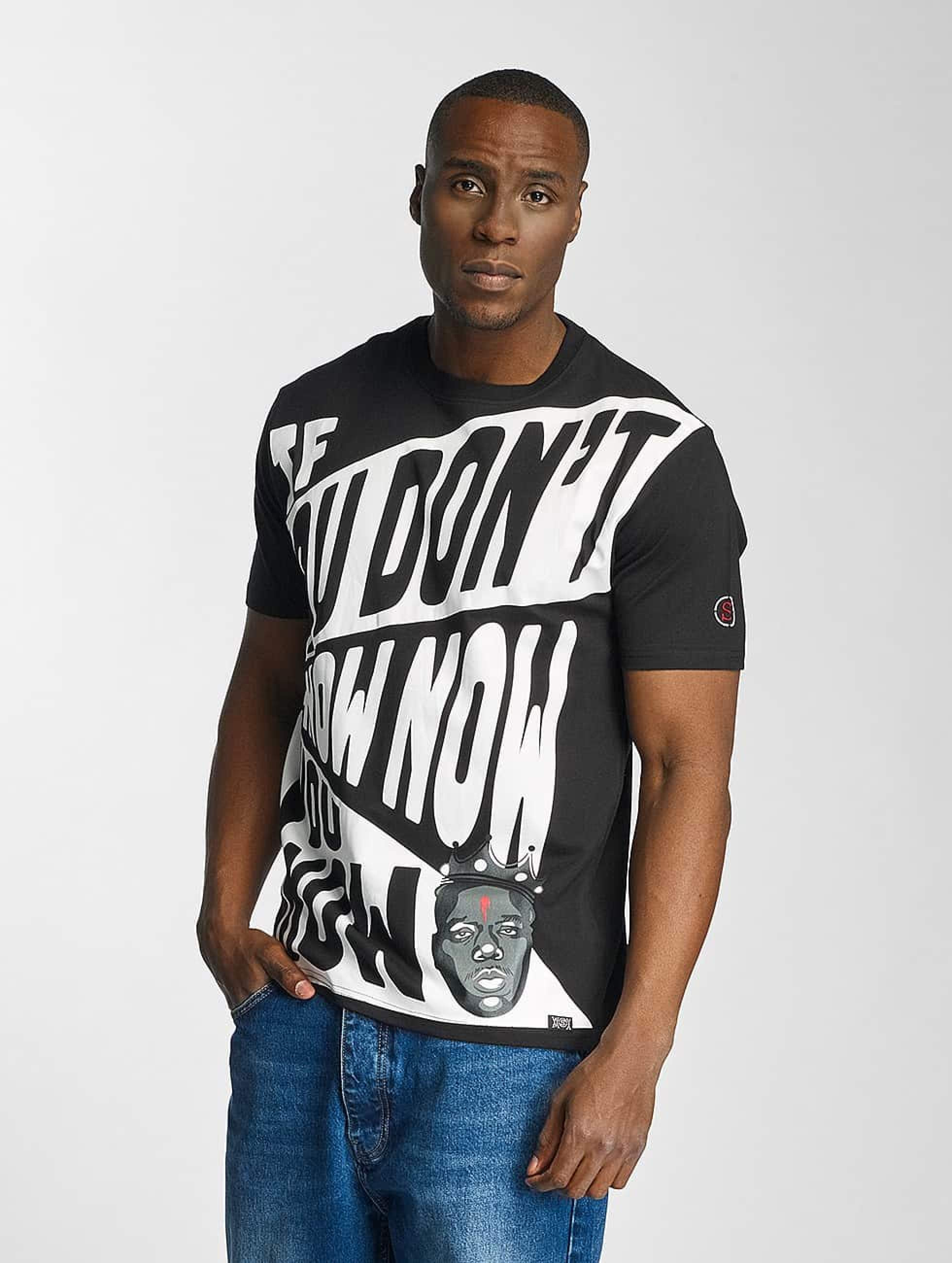 Who Shot Ya? / T-Shirt YouKnow in black XL