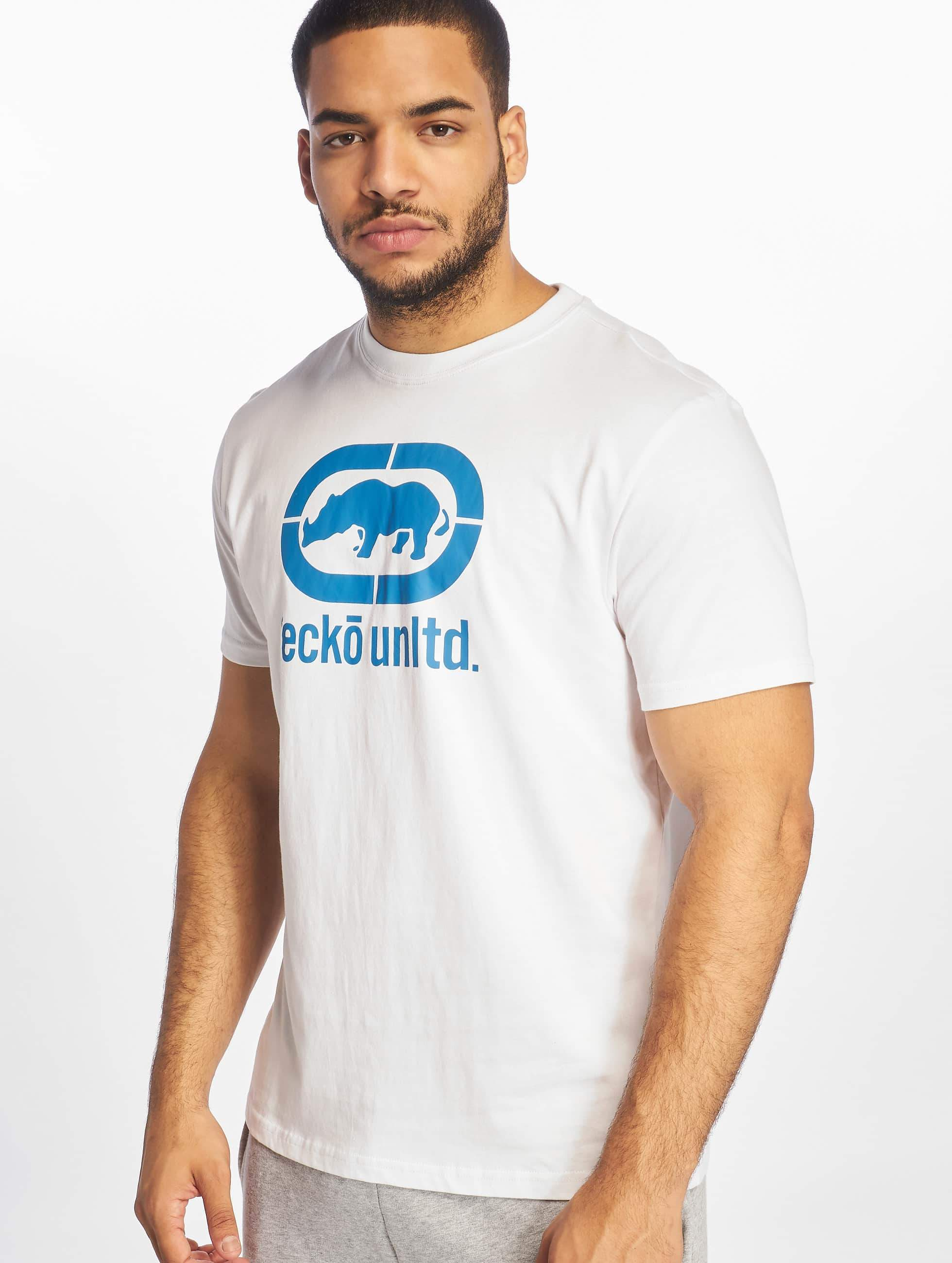 Ecko Unltd. / T-Shirt John Rhino in white XL