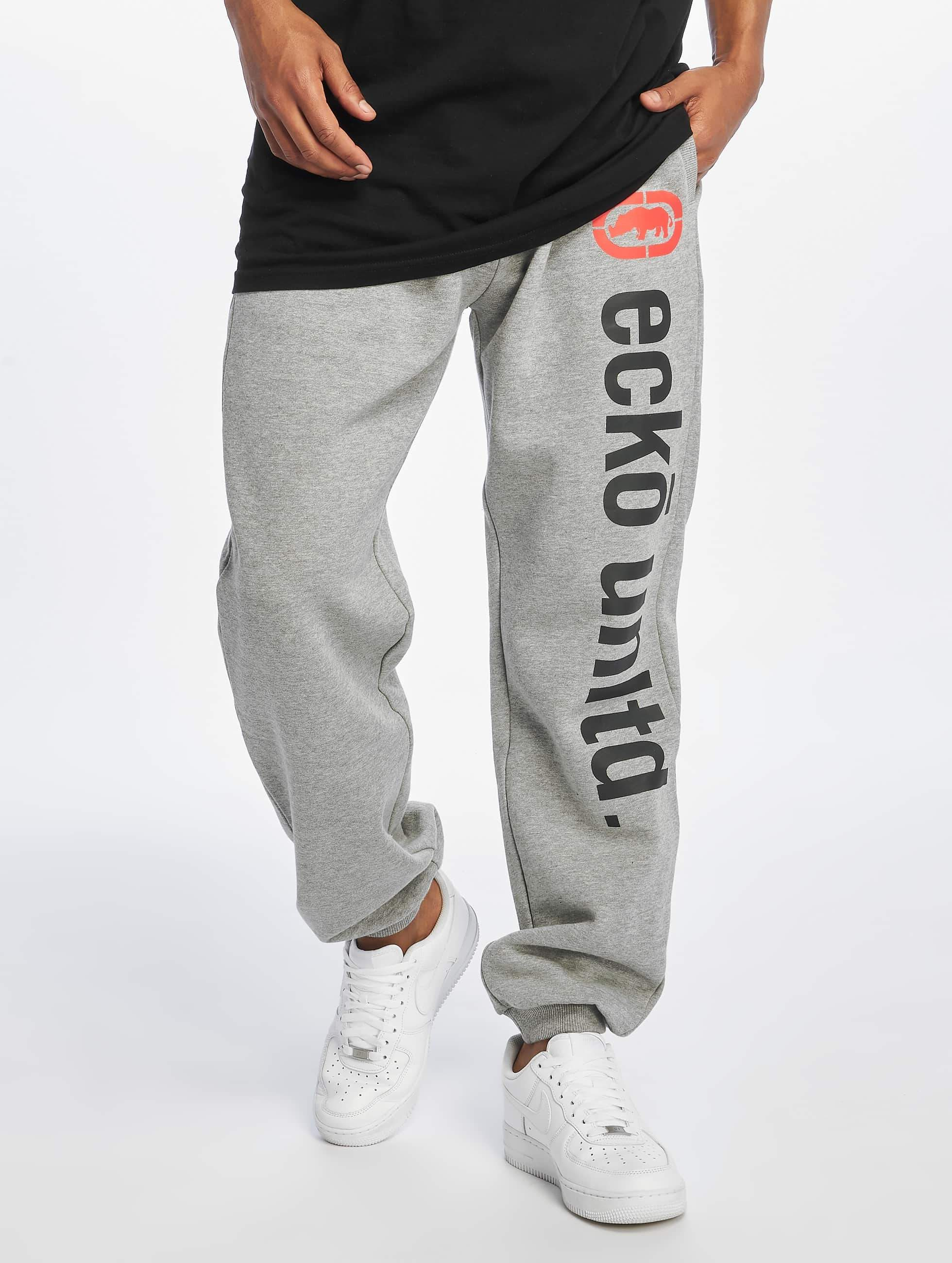 Ecko Unltd. / Sweat Pant 2Face in grey L