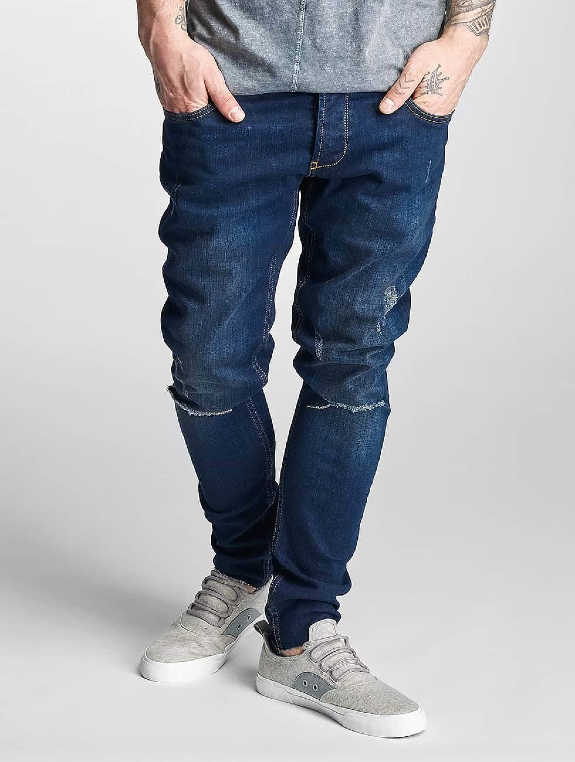 Bangastic / Slim Fit Jeans A75 in indigo W 33