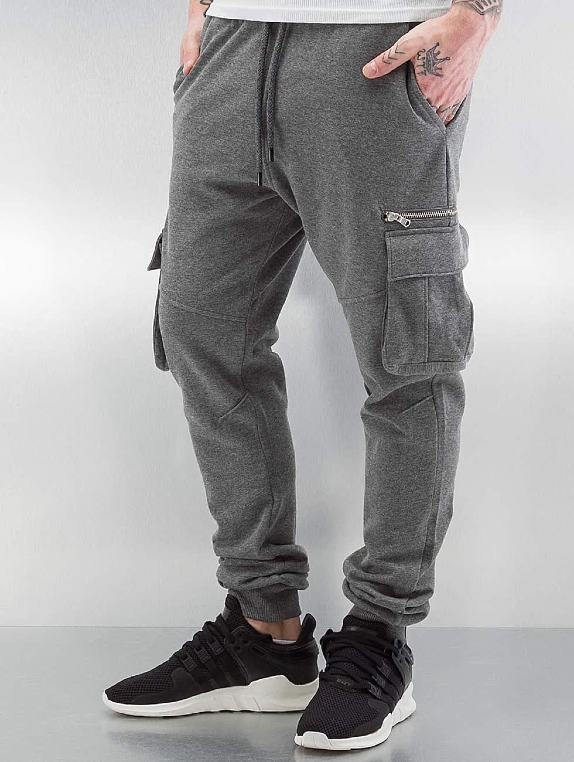 Bangastic / Sweat Pant Denton in grey M