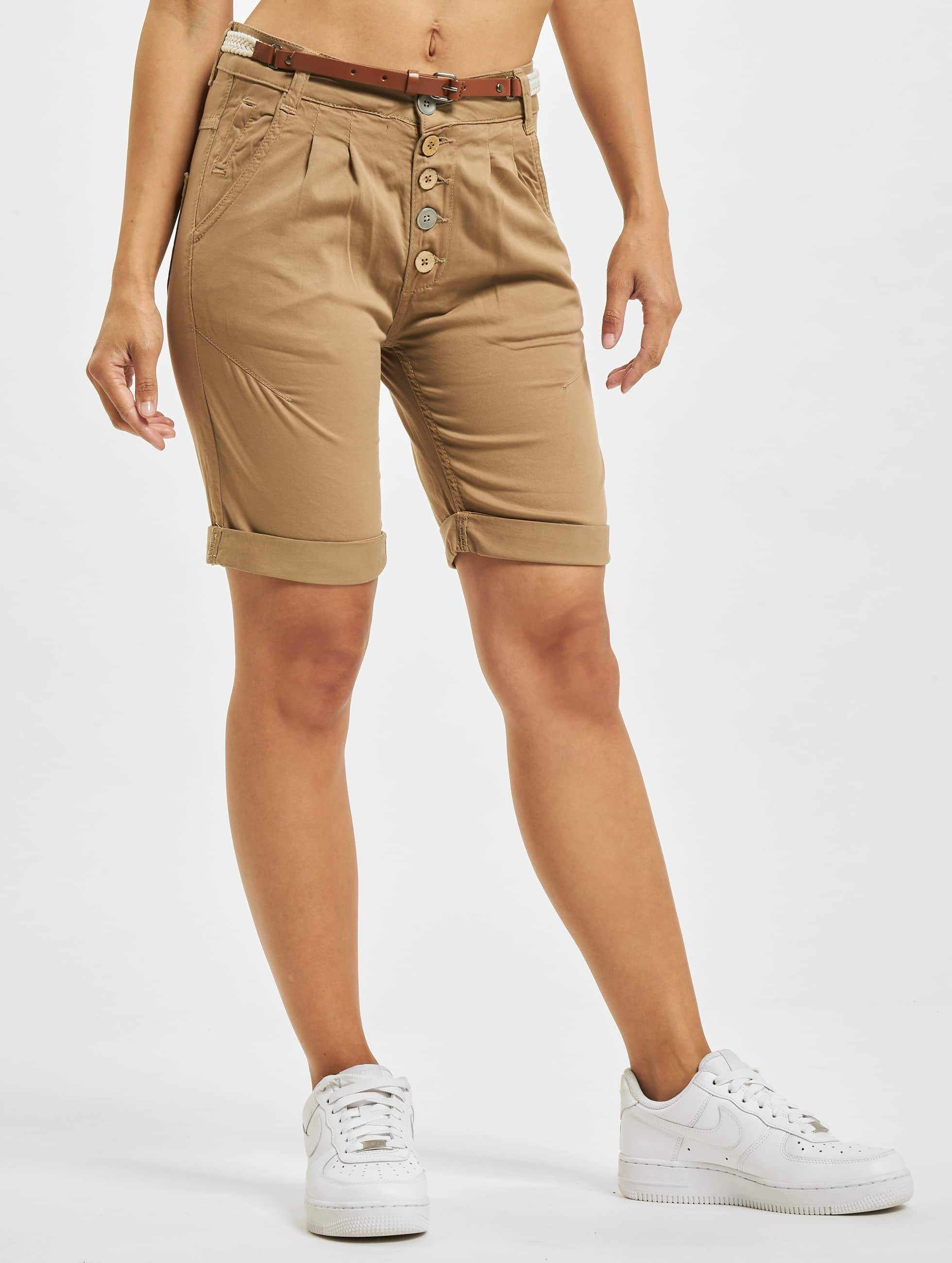 DEF / Short Delia in beige XS