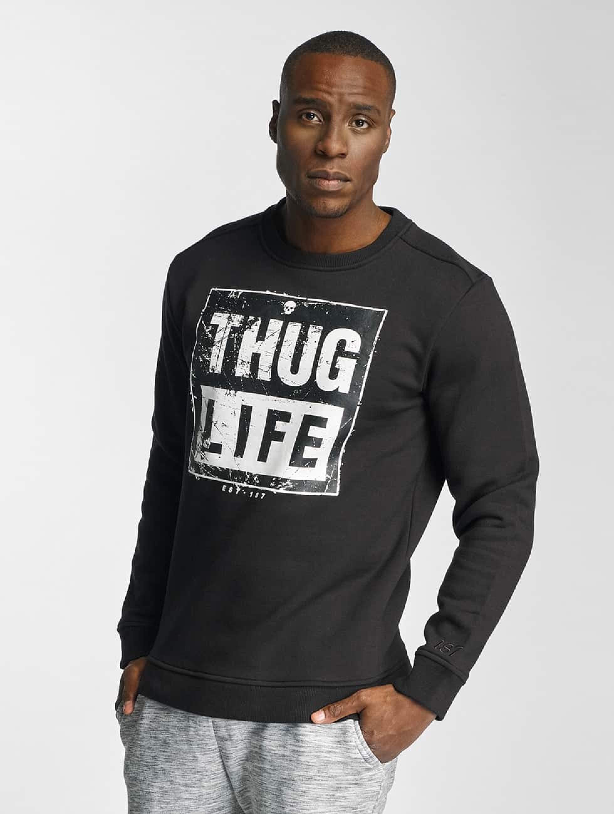 Thug Life / Jumper Boxlife in black L