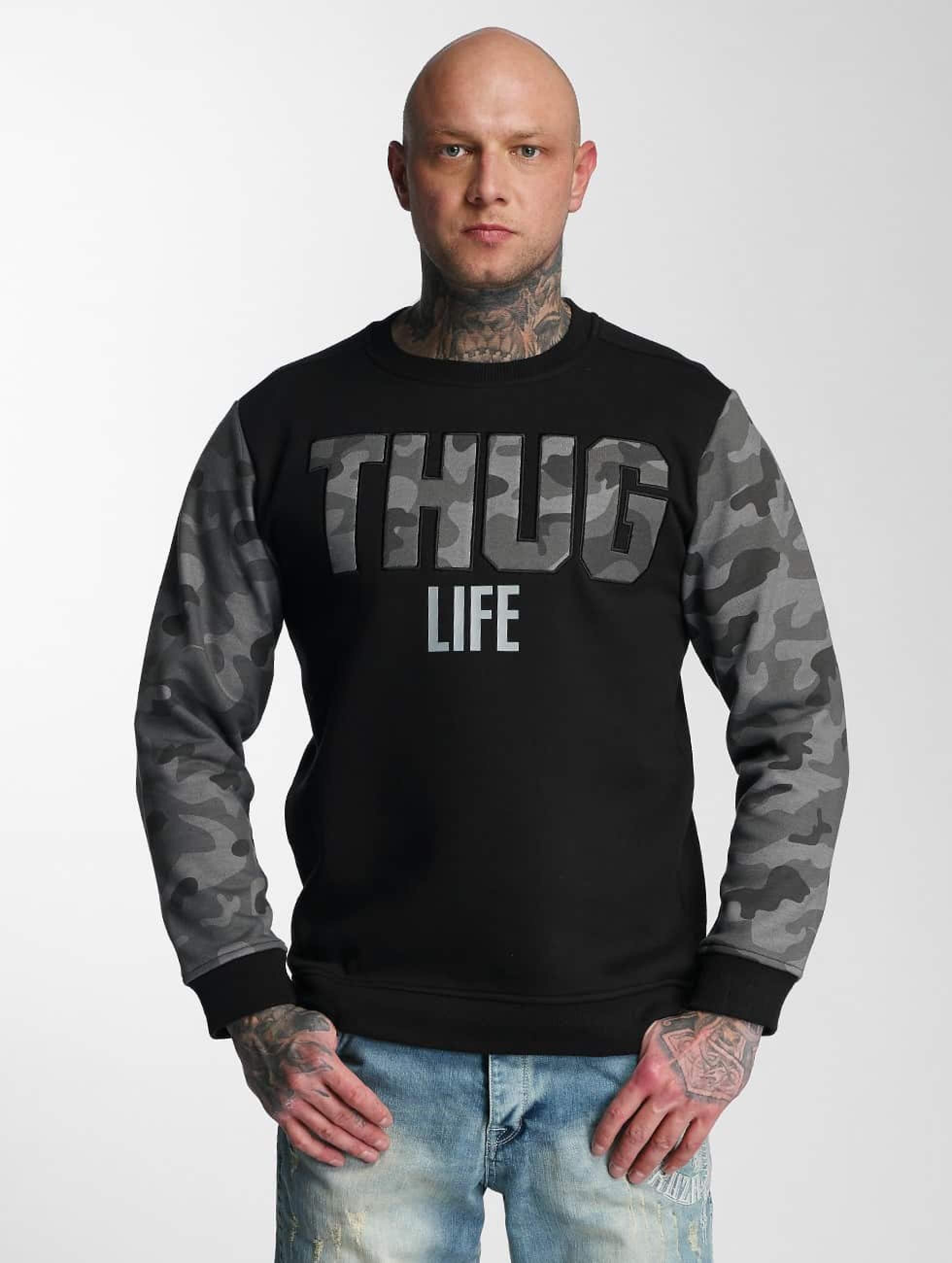 Thug Life / Jumper Zombi in grey XL