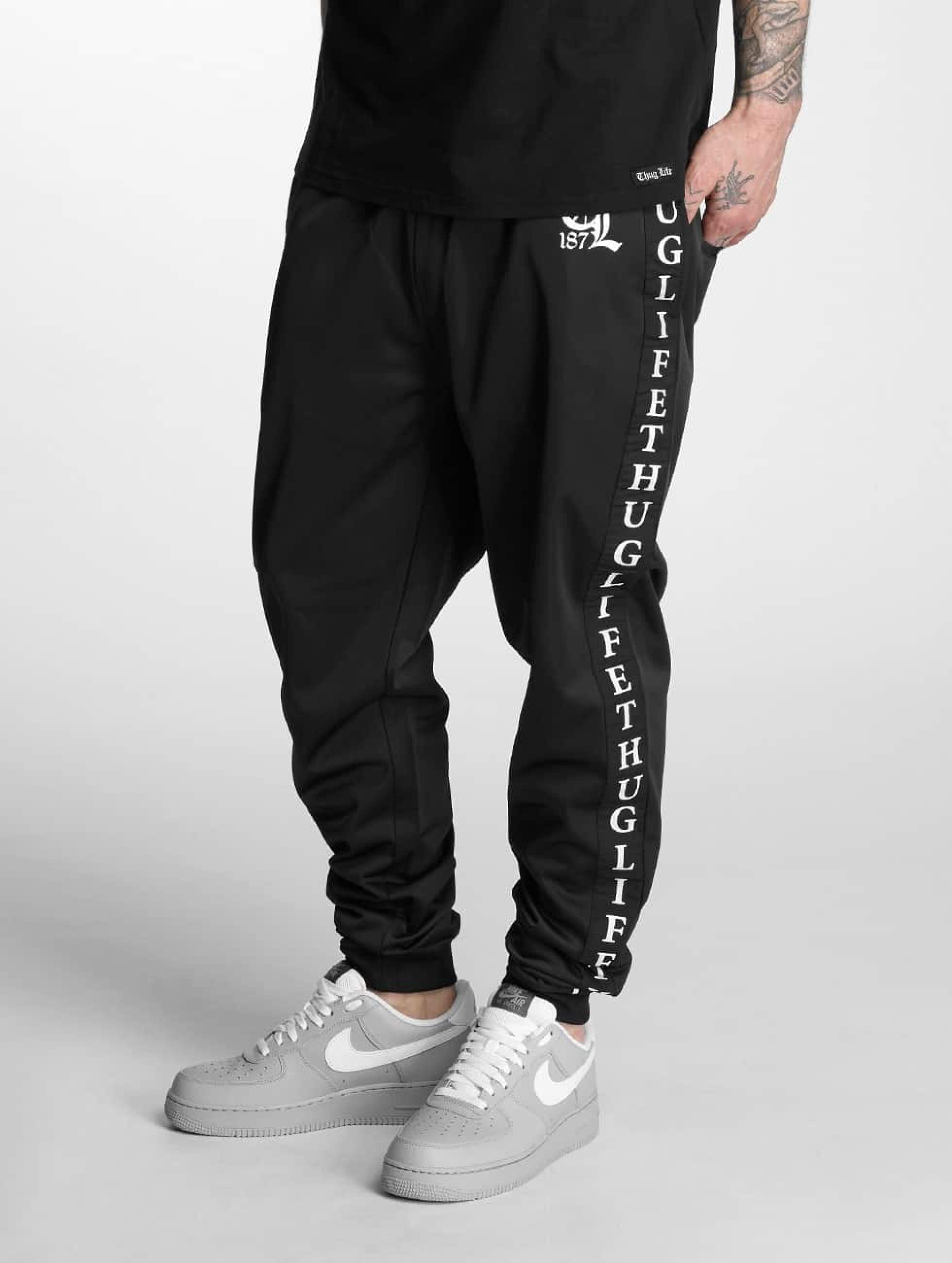 Thug Life / Sweat Pant Life Two in black M