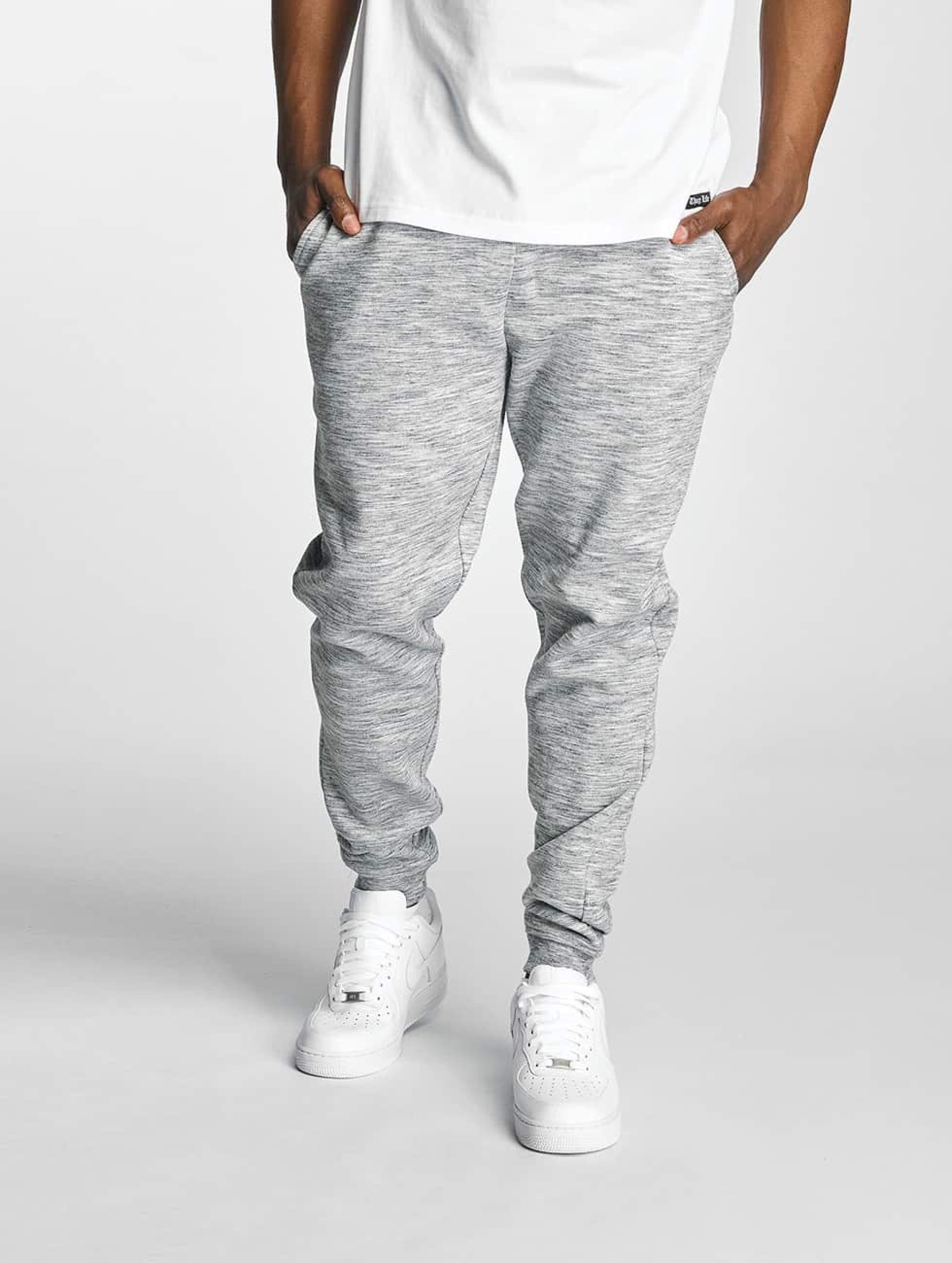 Thug Life / Sweat Pant Doubtless in grey 3XL