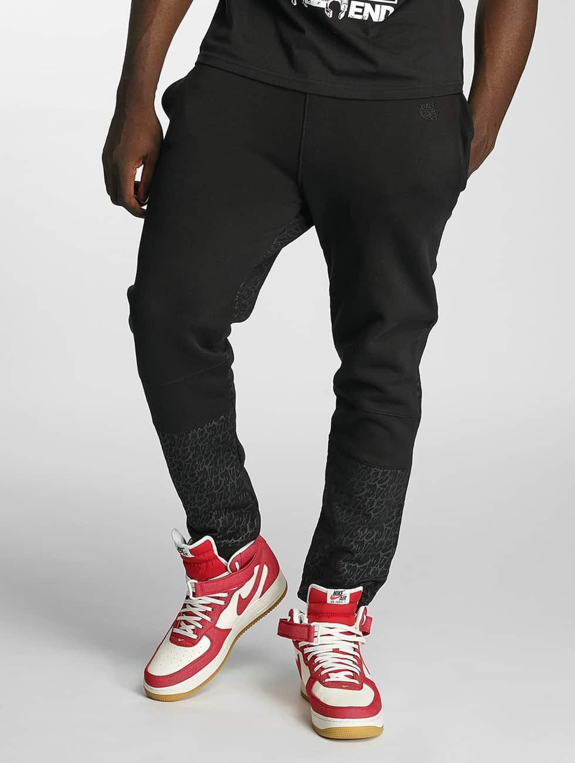 Dangerous DNGRS / Sweat Pant Corus in black M